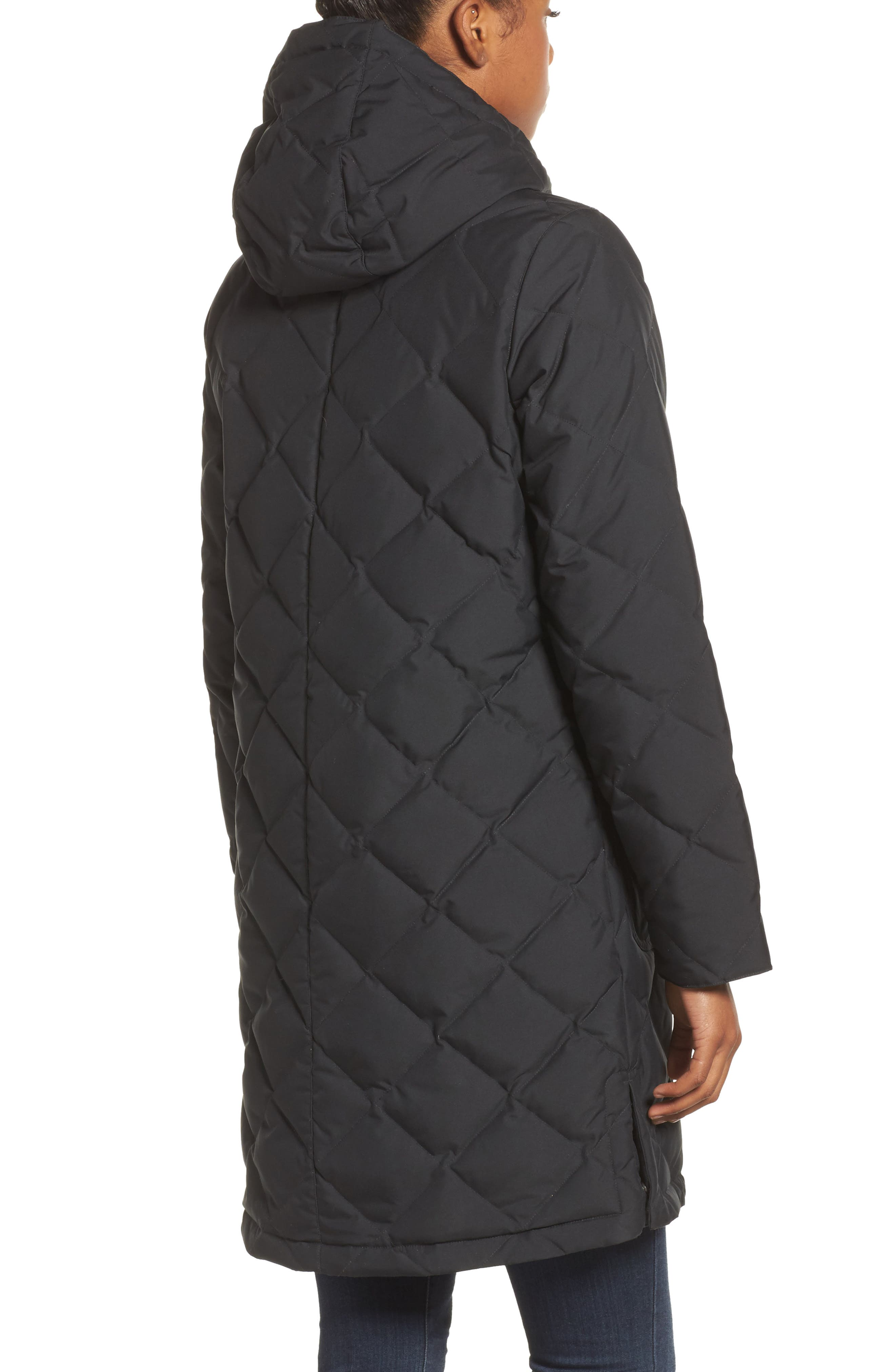 Bixby Long Down Jacket,                             Alternate thumbnail 2, color,                             001