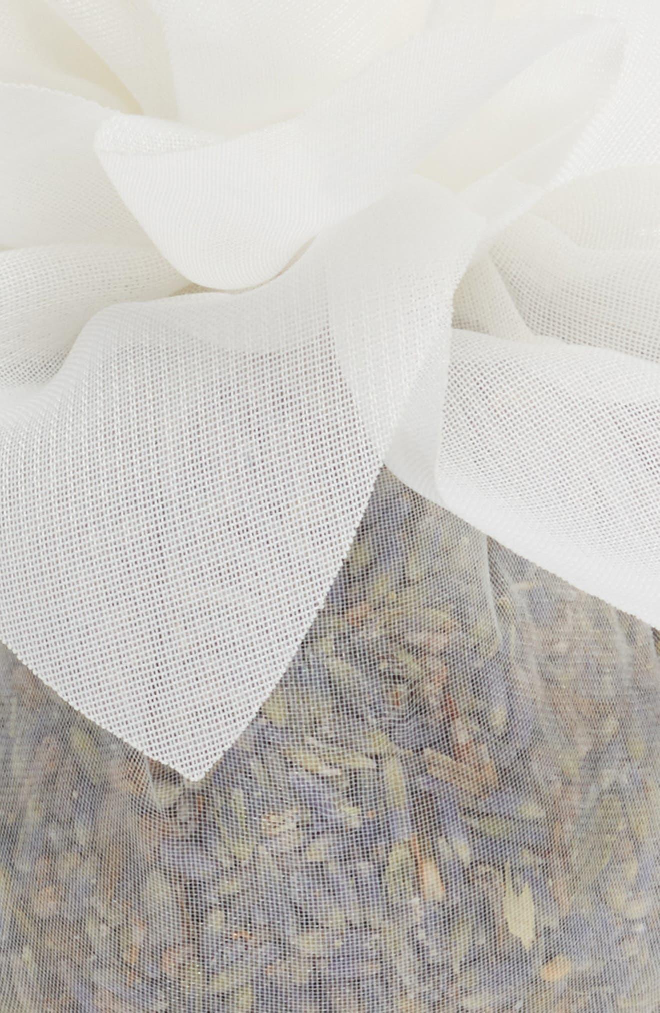 Cream Flower Sachet,                             Alternate thumbnail 2, color,                             000