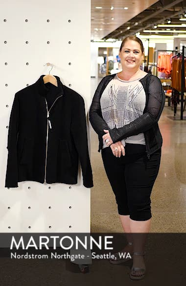 Varby Reversible Fleece Jacket, sales video thumbnail