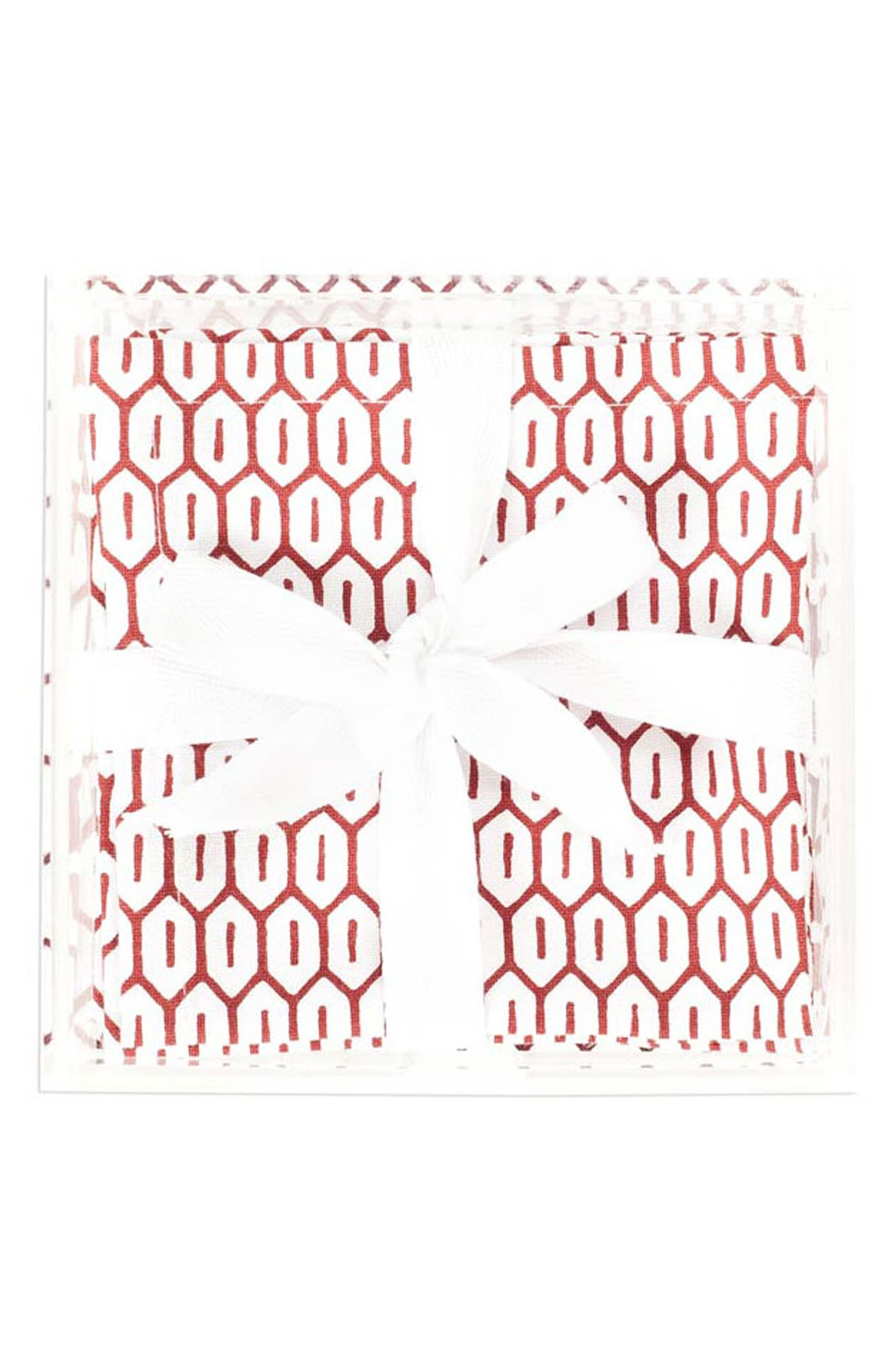 'Andorra' Cocktail Napkins,                             Alternate thumbnail 7, color,