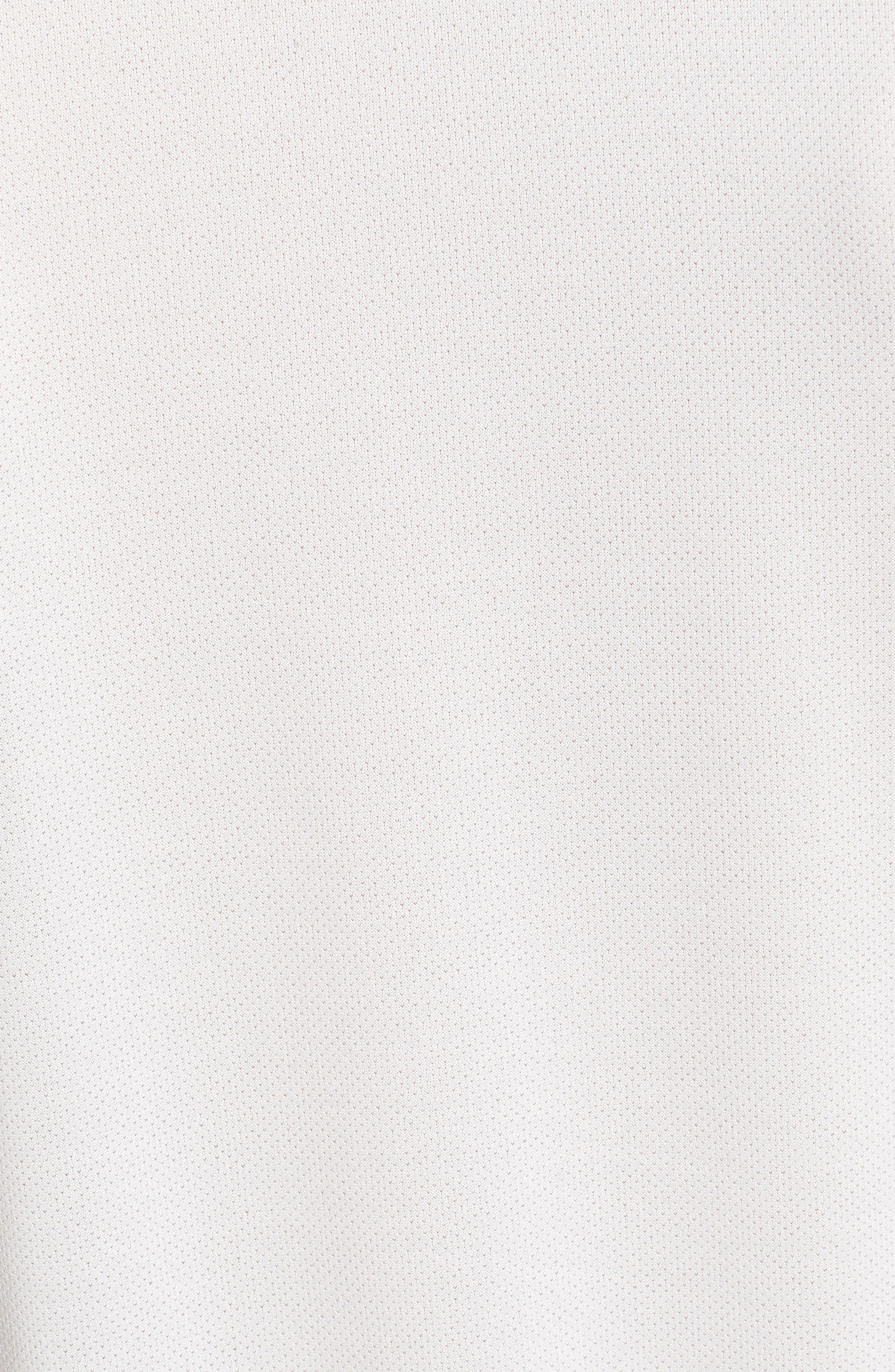 Tenacity Crewneck T-Shirt,                             Alternate thumbnail 5, color,                             WHITE