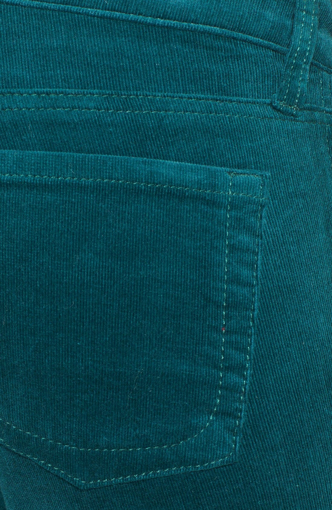 Baby Bootcut Corduroy Jeans,                             Alternate thumbnail 69, color,
