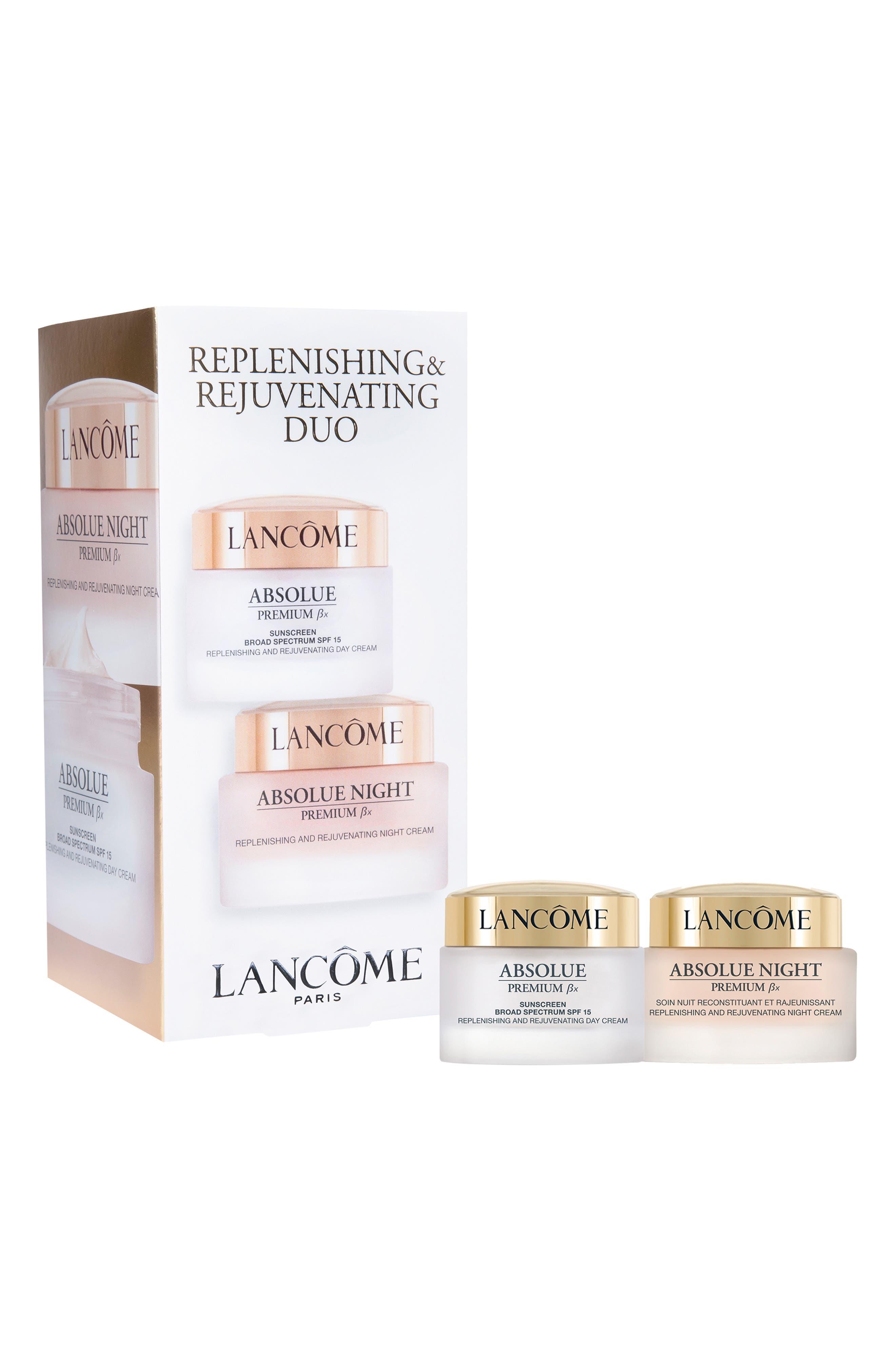 Absolue Premium Bx Replenishing & Rejuvenating Duo, Main, color, NO COLOR