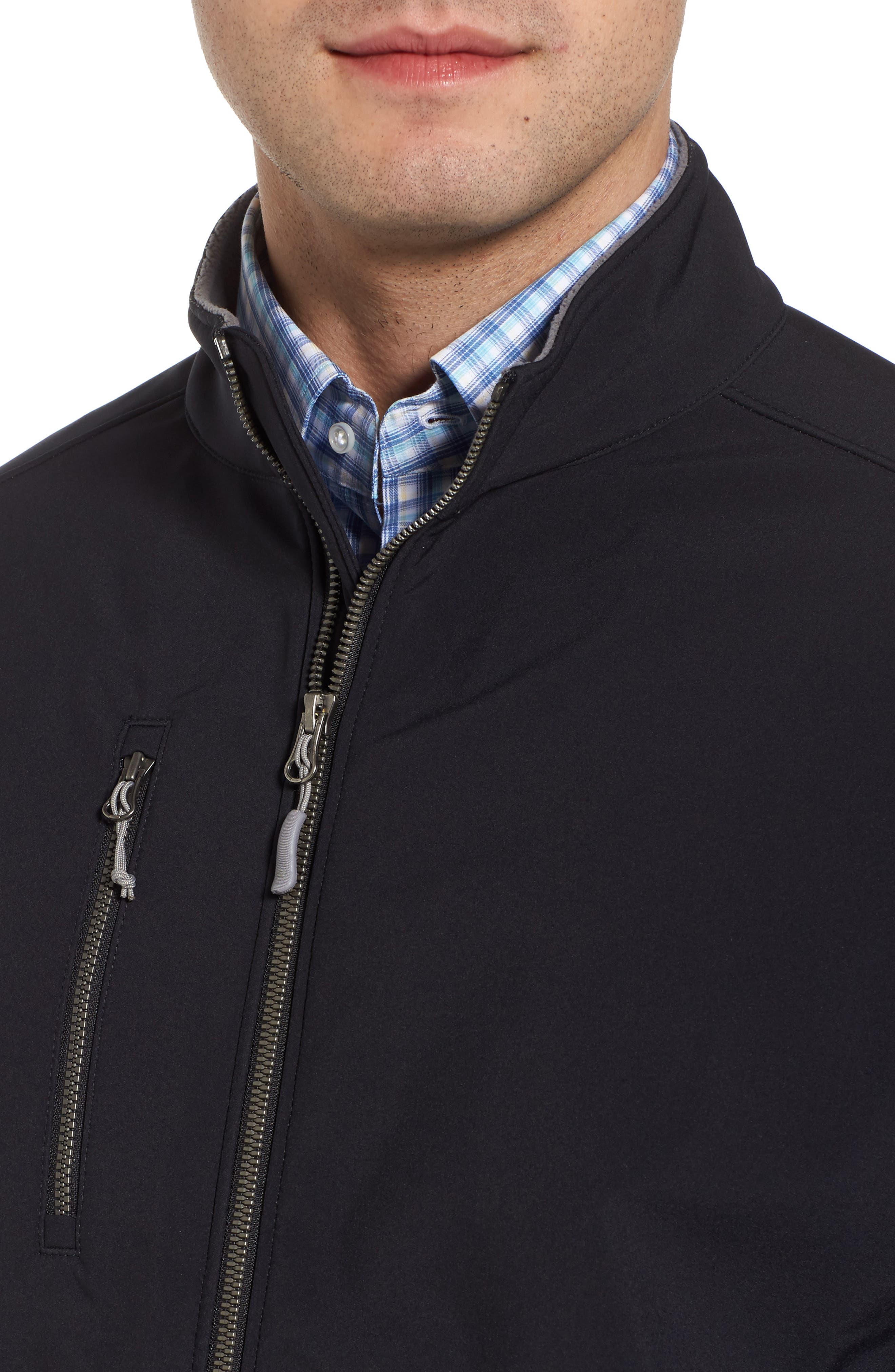 Anchorage 3-Layer Soft Shell Jacket,                             Alternate thumbnail 7, color,
