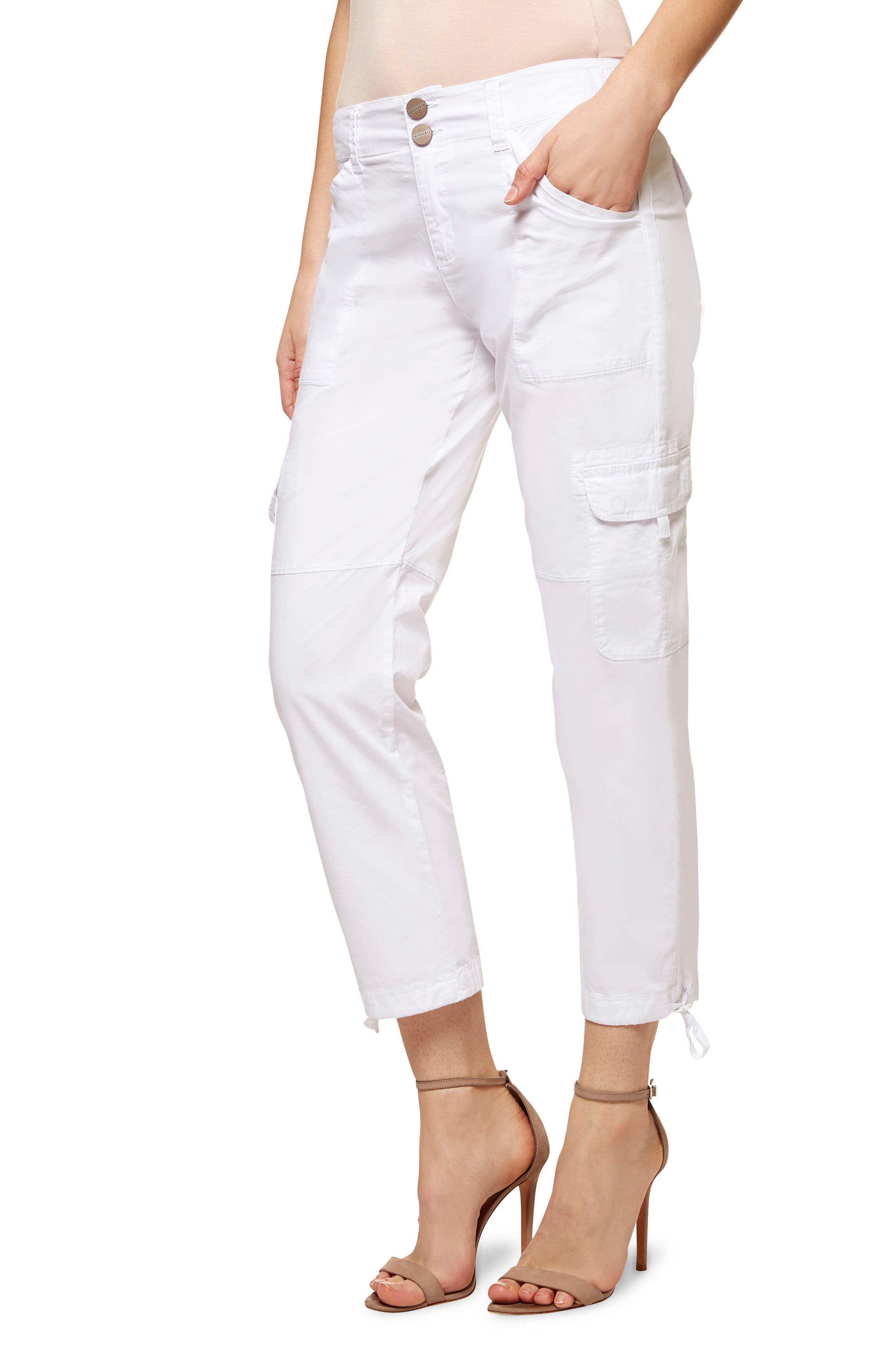 Terrain Crop Cargo Pants, Main, color, 114