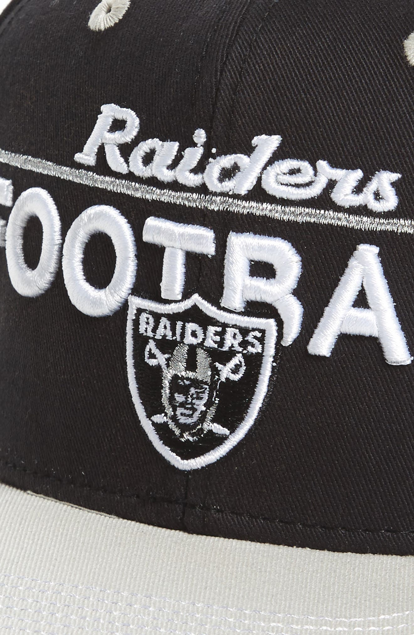 NFL Logo Retro Bar Baseball Cap,                             Alternate thumbnail 31, color,