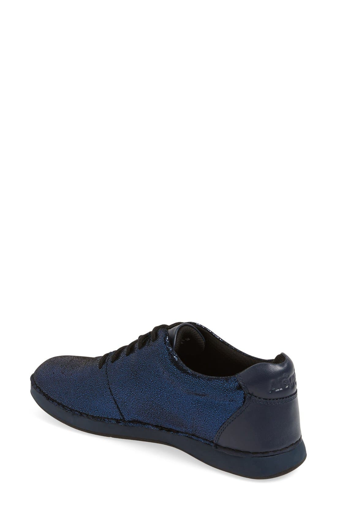 Essence Lace-Up Leather Oxford,                             Alternate thumbnail 57, color,