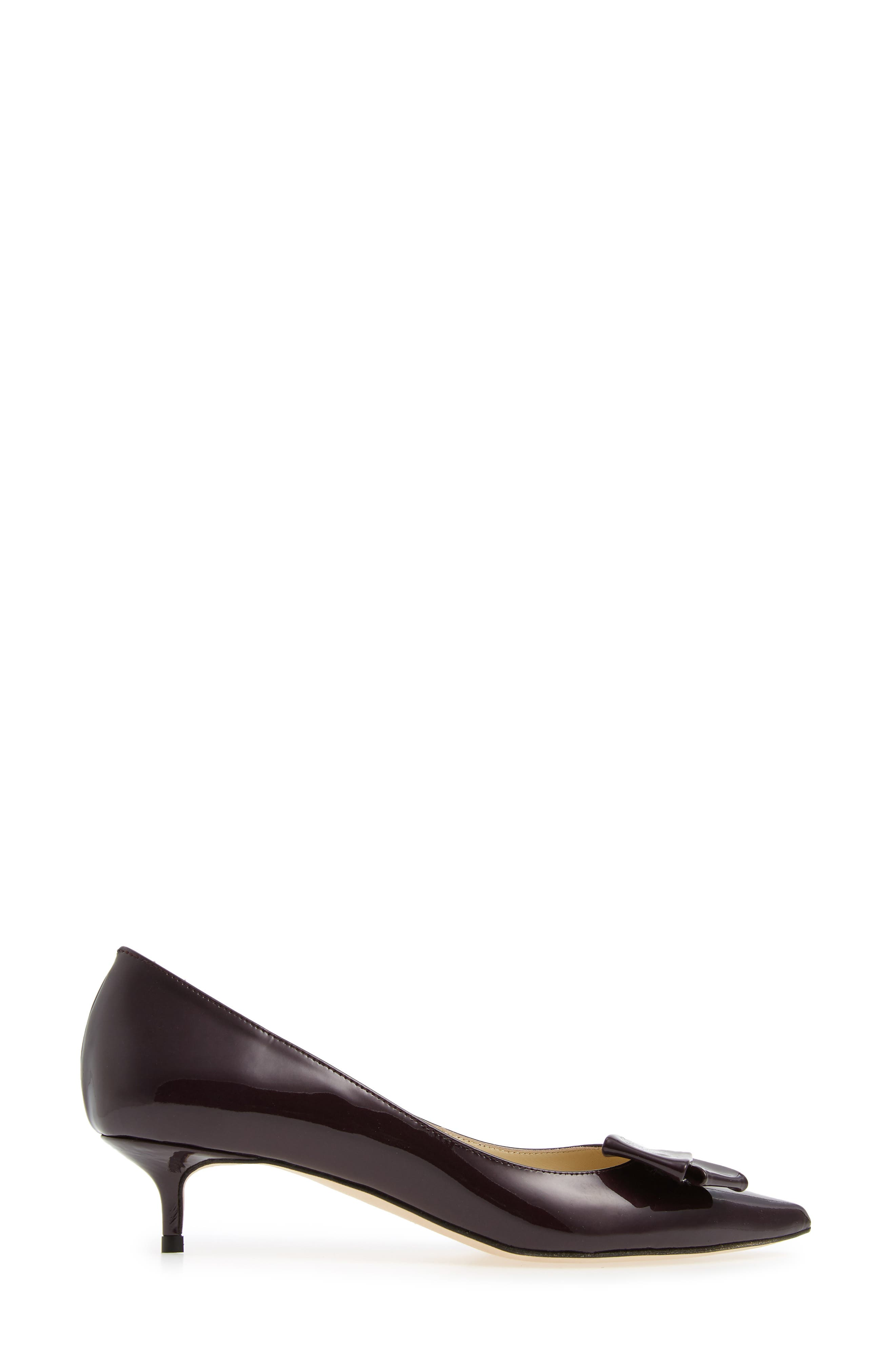 Butter Bliss Pointy Toe Pump,                             Alternate thumbnail 9, color,