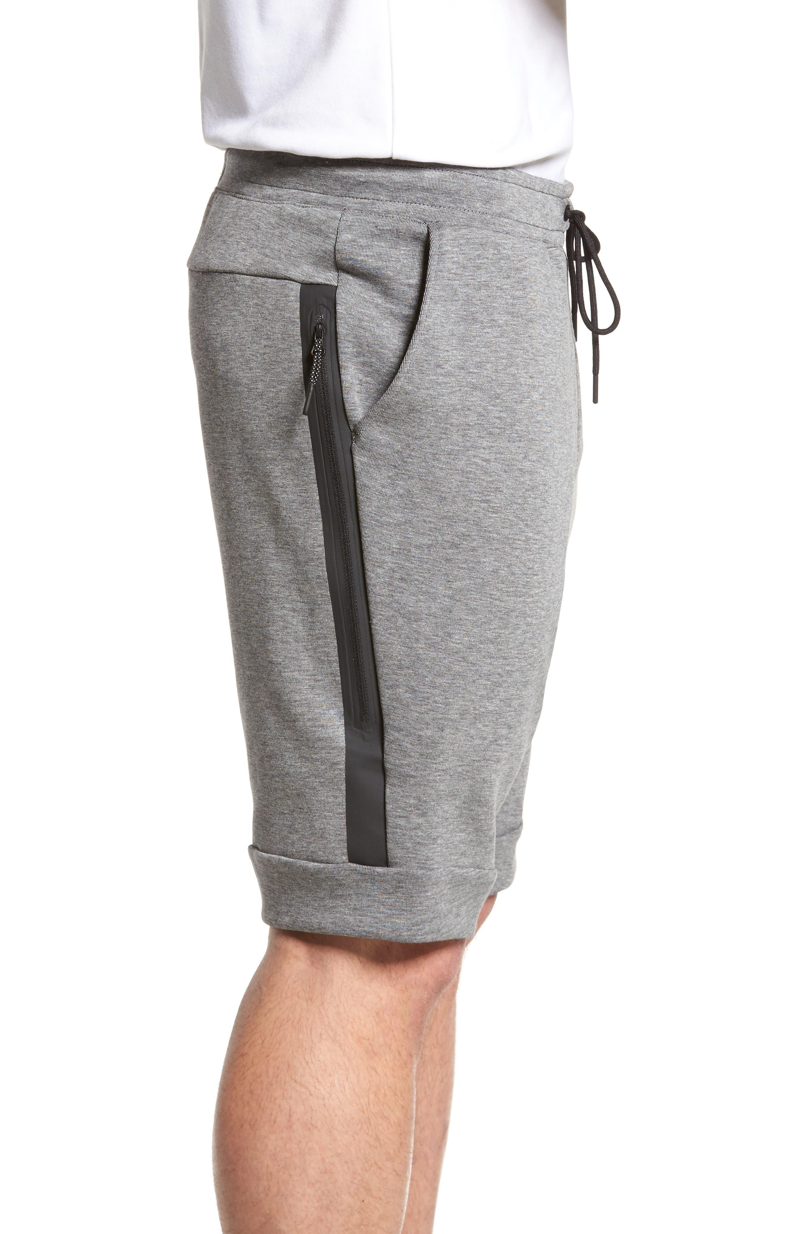 NSW Tech Fleece Shorts,                             Alternate thumbnail 11, color,