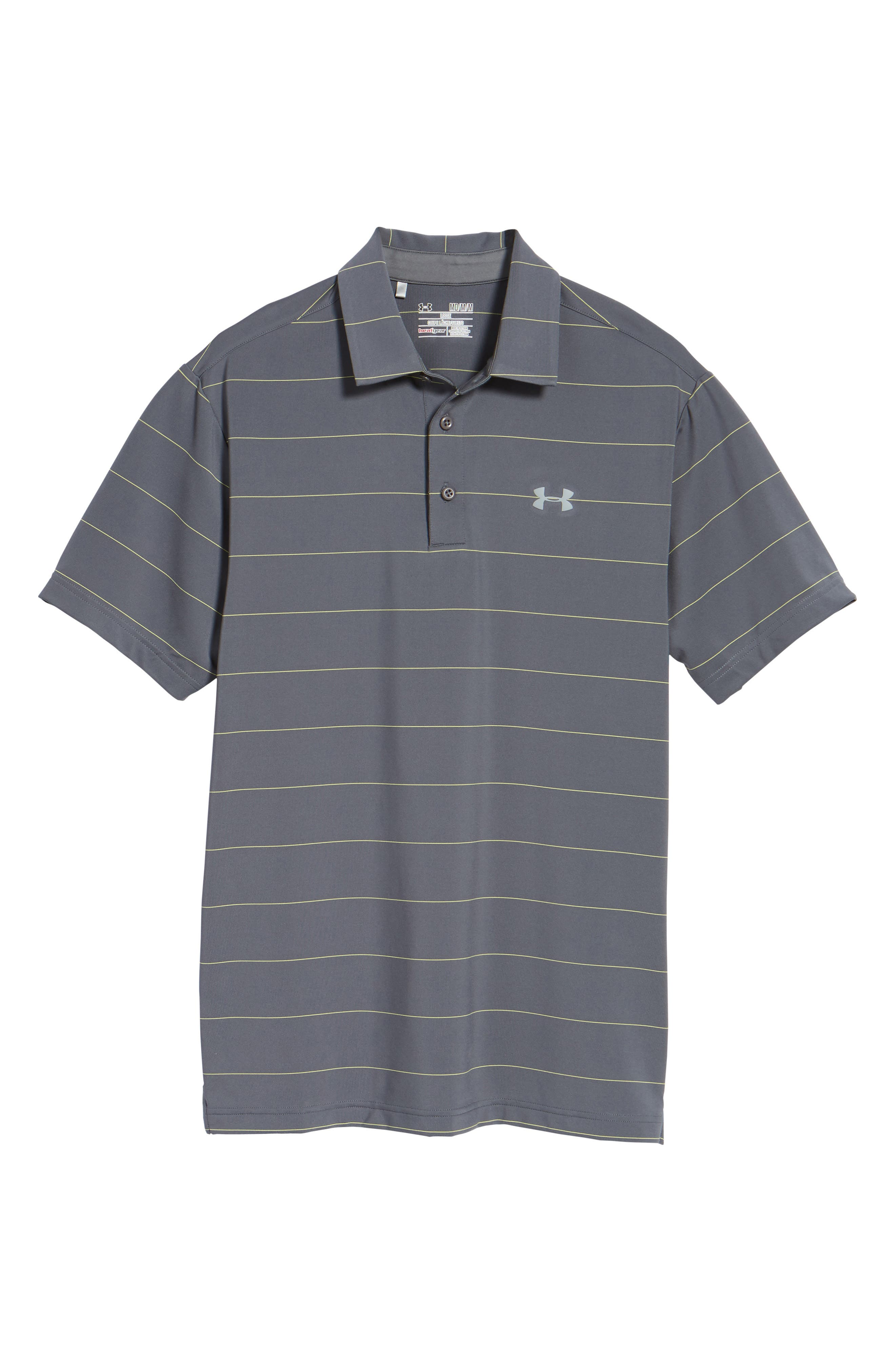 'Playoff' Loose Fit Short Sleeve Polo,                             Alternate thumbnail 291, color,