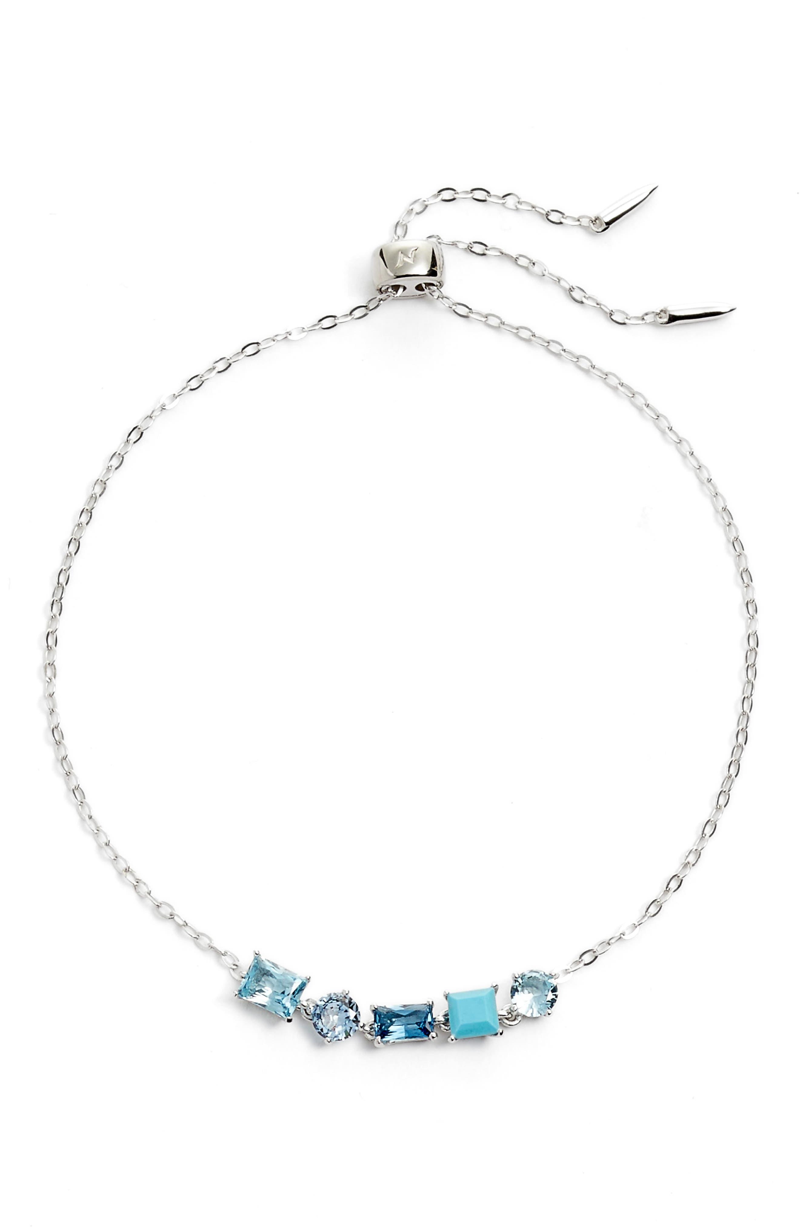 Cubic Zirconia Bracelet,                         Main,                         color, 040