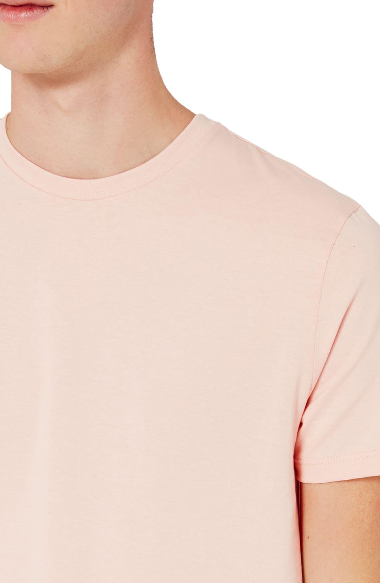 Slim Fit Crewneck T-Shirt,                             Alternate thumbnail 213, color,