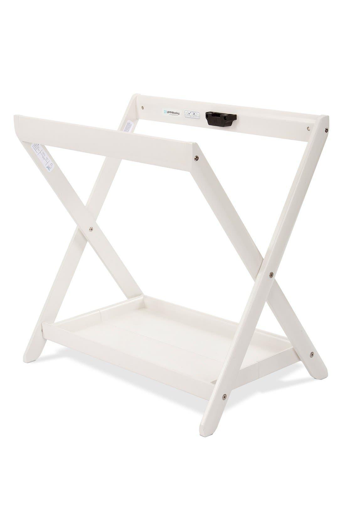 VISTA Bassinet Stand,                         Main,                         color, WHITE