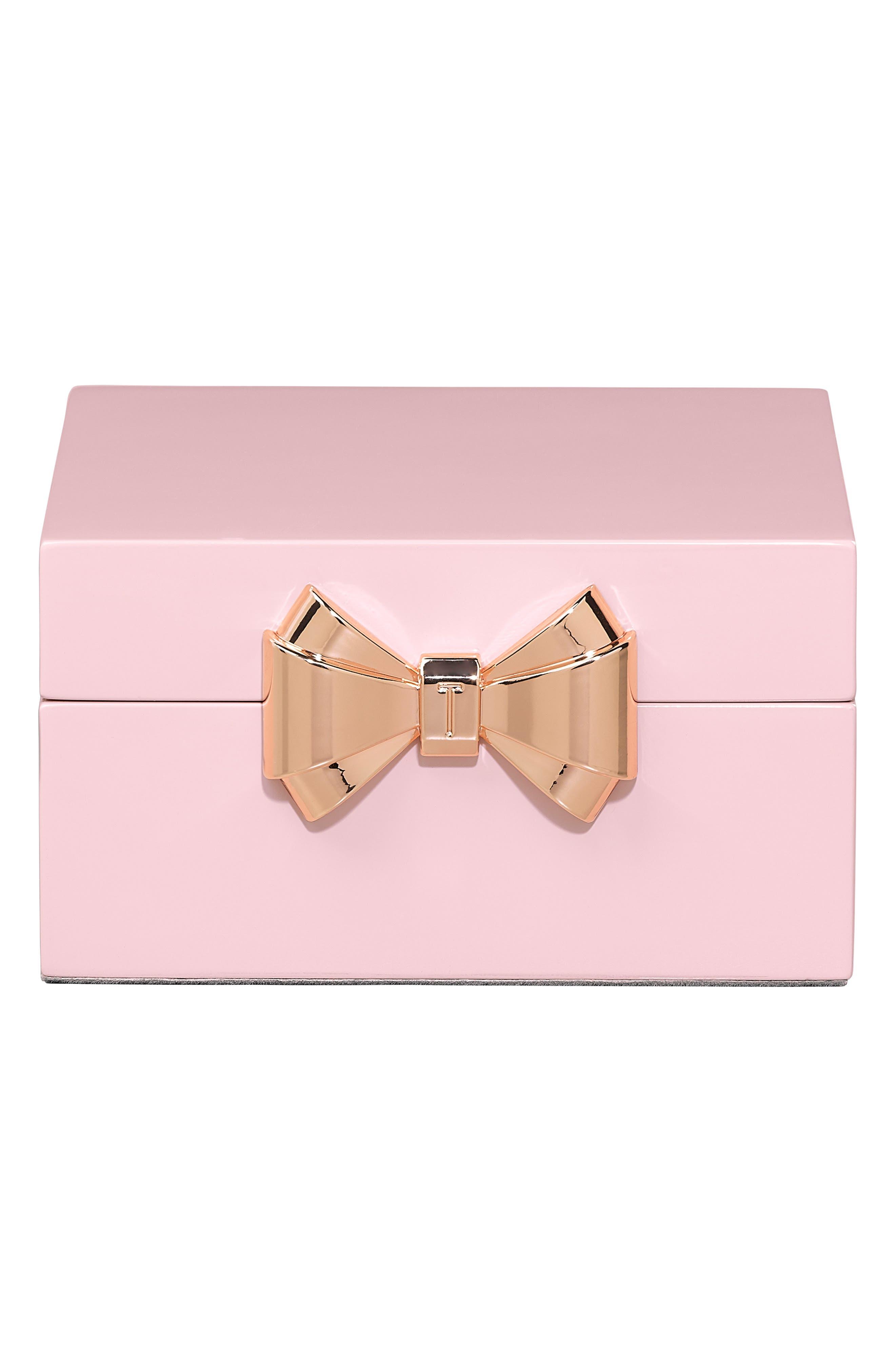 Square Jewelry Box,                         Main,                         color, 650
