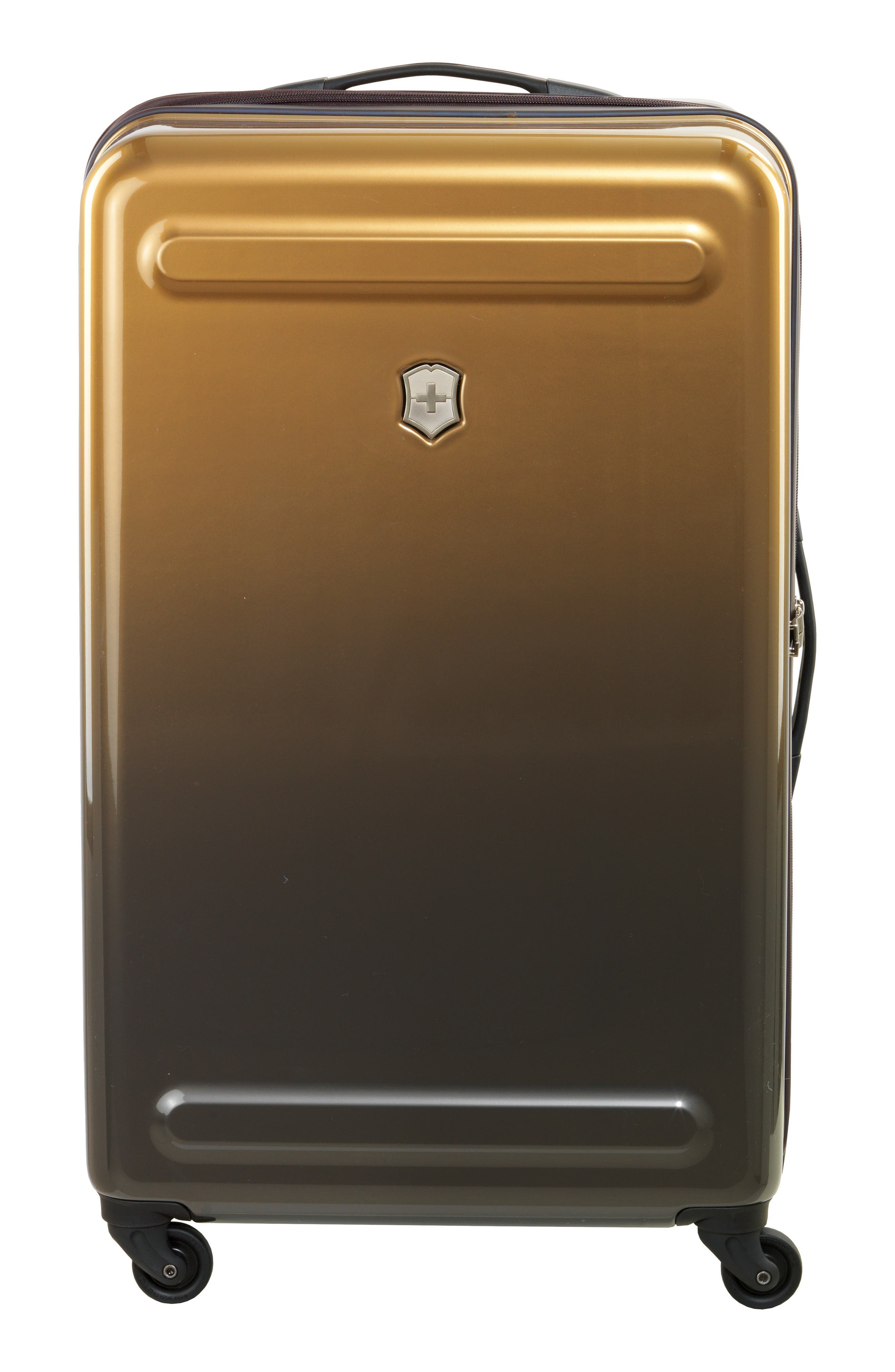 Etherius 30-Inch Wheeled Suitcase,                             Main thumbnail 1, color,                             BRONZE