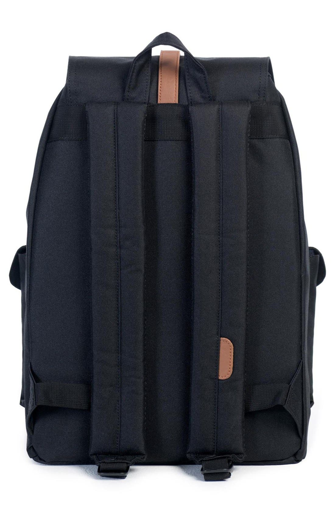 'Dawson' Backpack,                             Alternate thumbnail 4, color,                             001