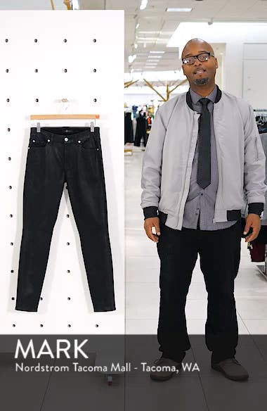 b(air) Coated Ankle Skinny Jeans, sales video thumbnail
