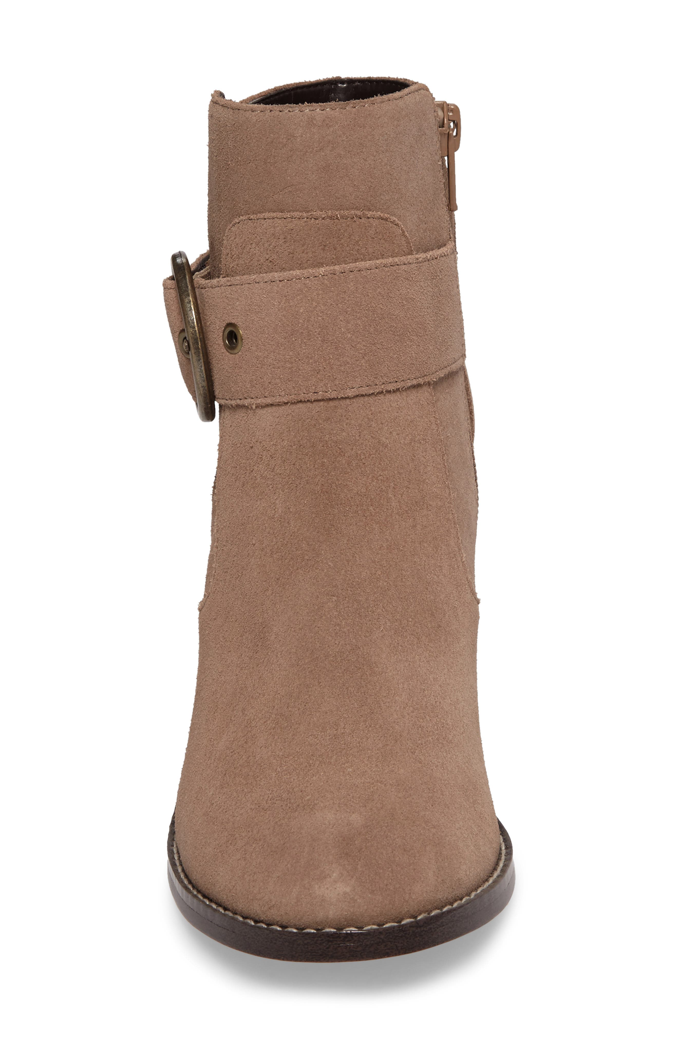 Grove Buckle Bootie,                             Alternate thumbnail 8, color,