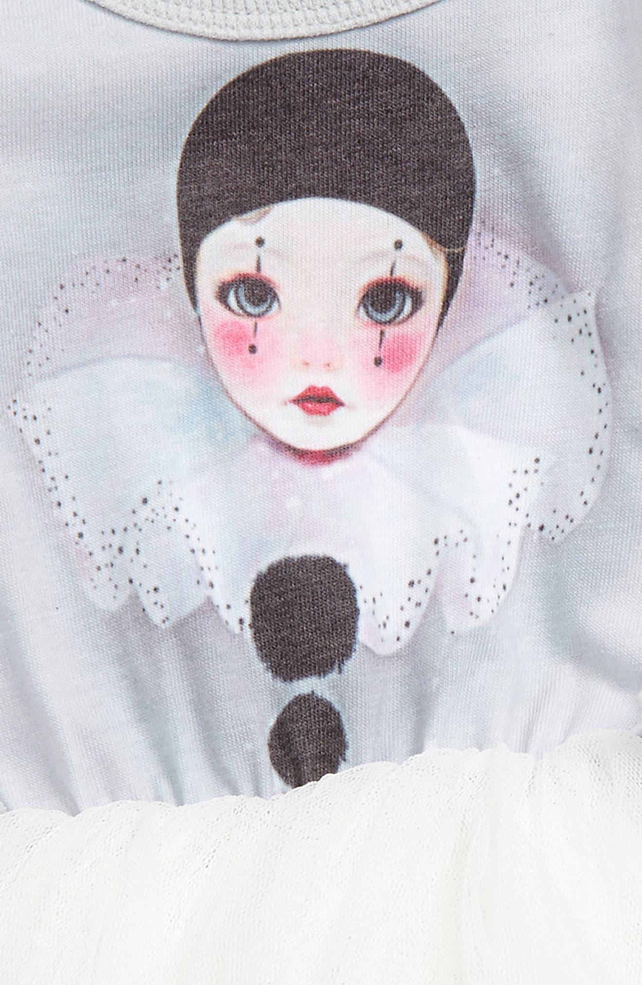 Dance It Out Circus Tutu Bodysuit,                             Alternate thumbnail 3, color,                             020
