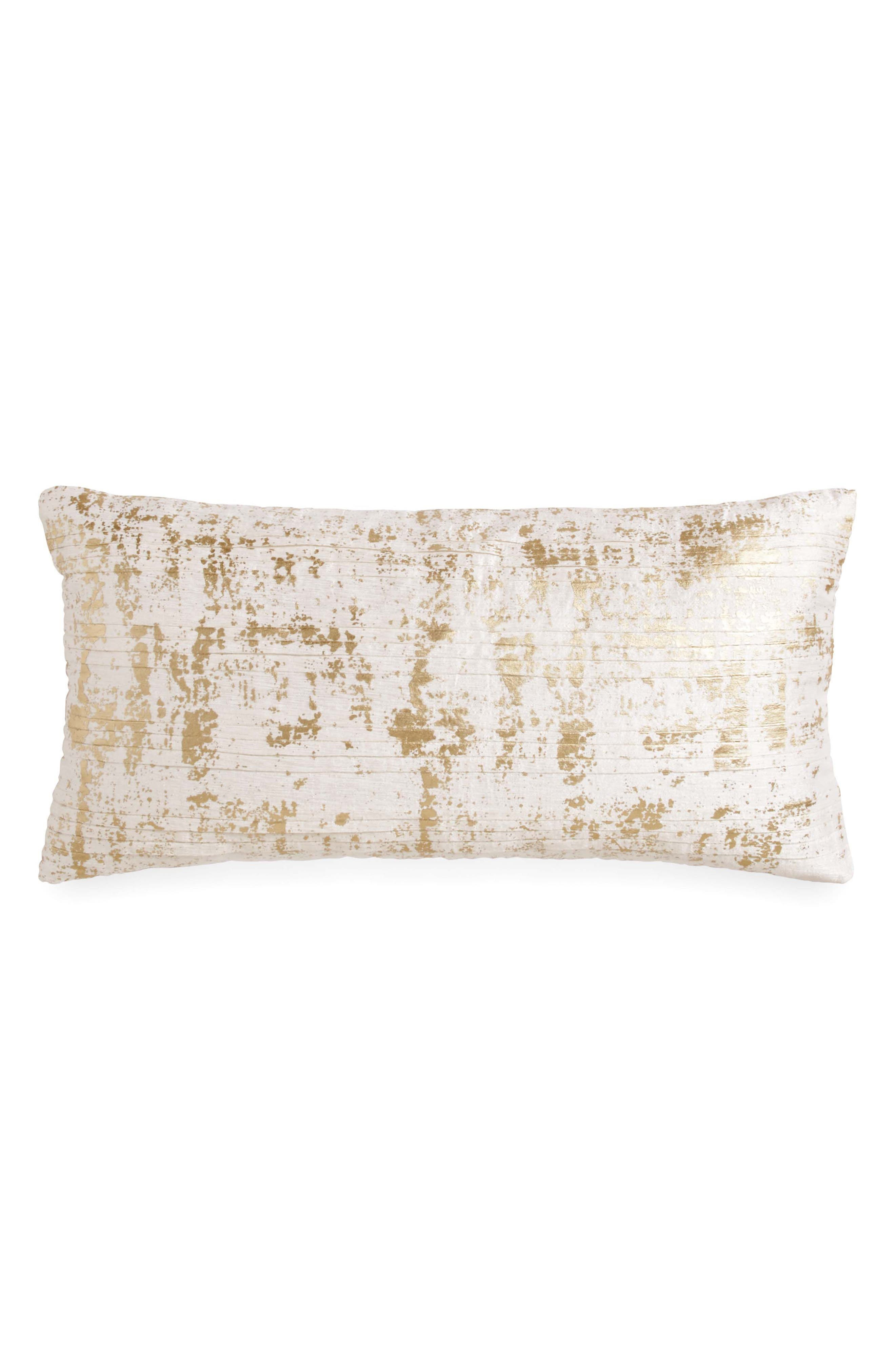 Opal Essence Pillow,                         Main,                         color, IVORY
