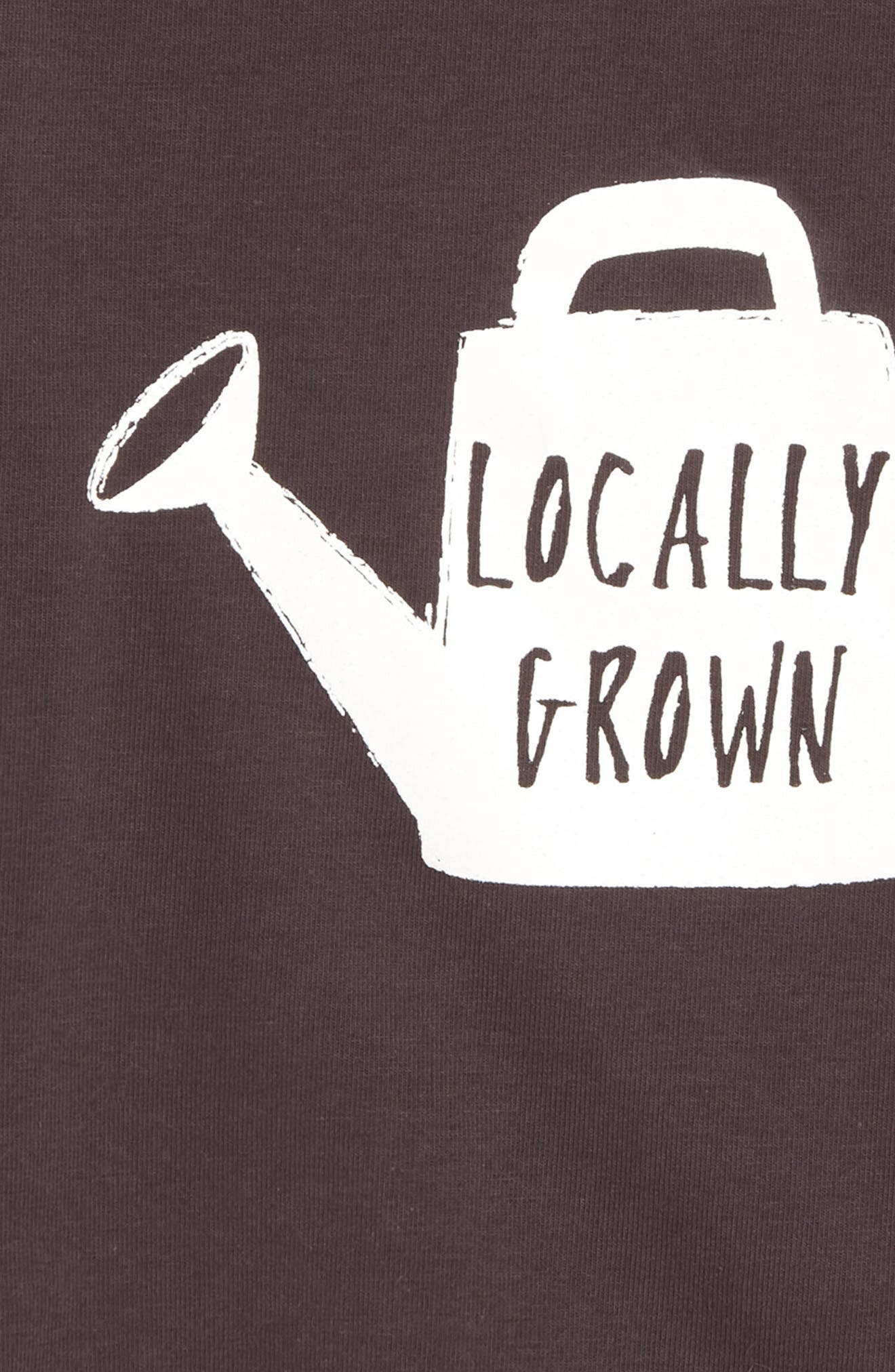 Locally Grown Graphic T-Shirt,                             Alternate thumbnail 2, color,                             021