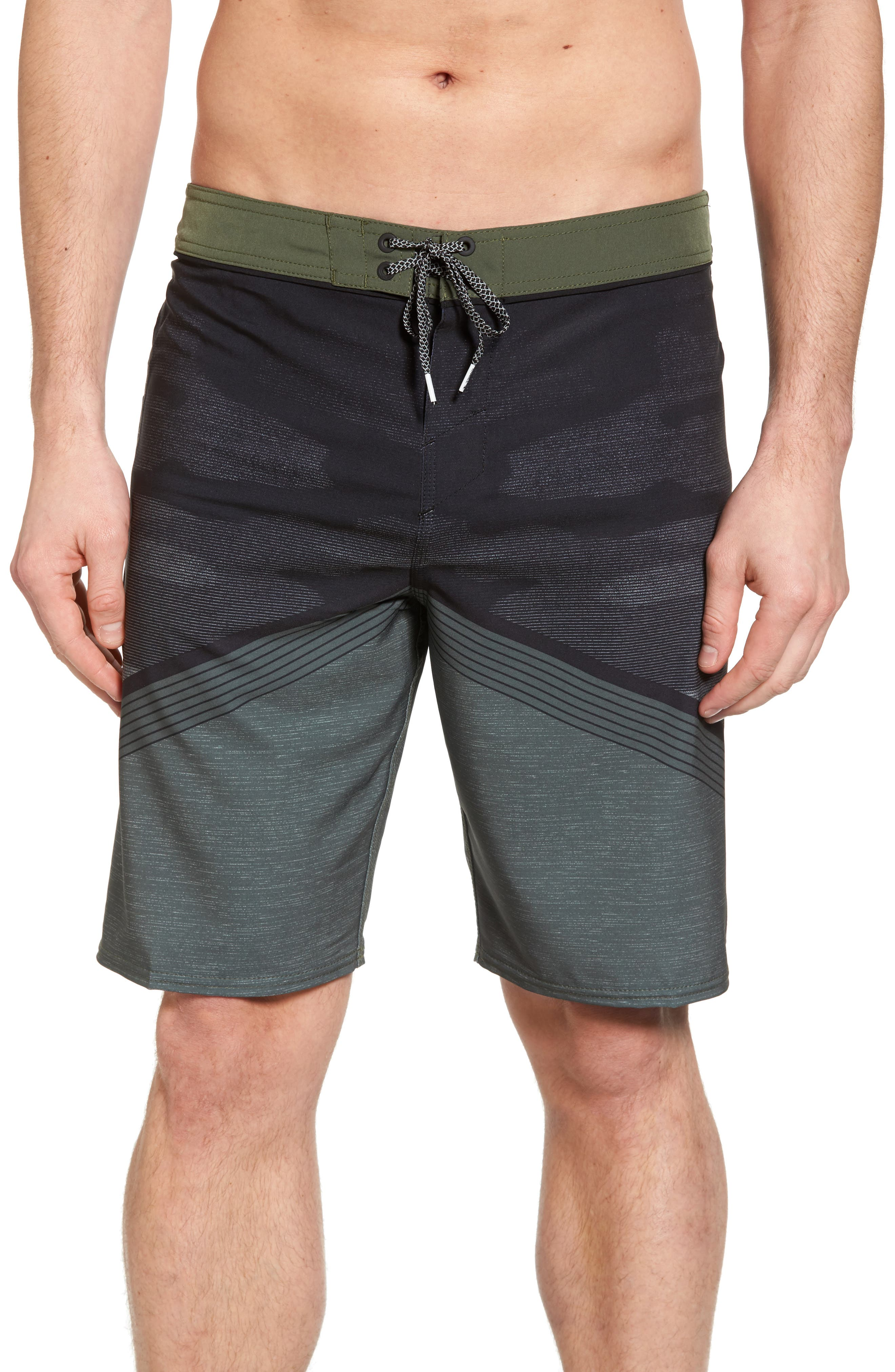 Hyperfreak Stretch Board Shorts,                         Main,                         color,