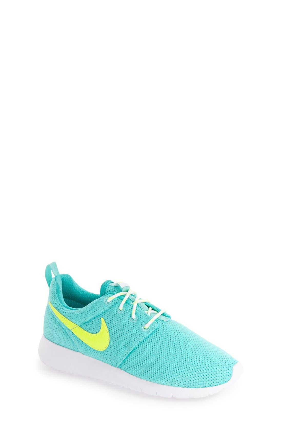 'Roshe Run' Athletic Shoe,                             Main thumbnail 40, color,