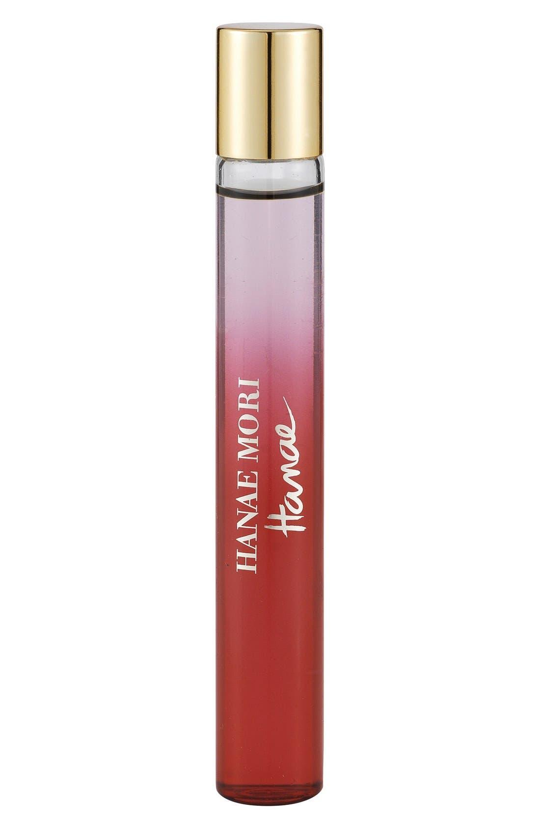 'Hanae' Eau de Parfum Rollerball,                             Main thumbnail 1, color,                             000