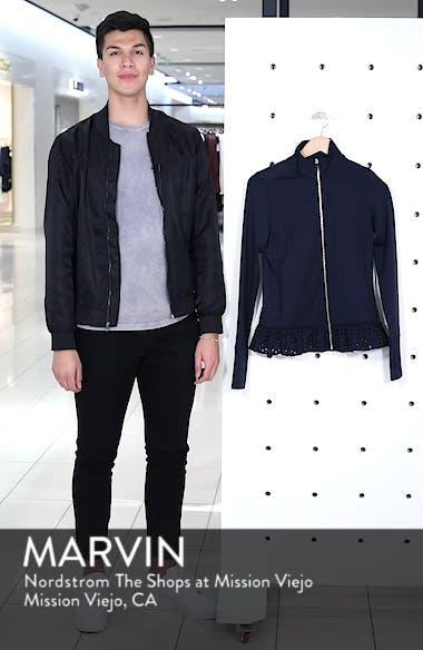 eyelet jacket, sales video thumbnail