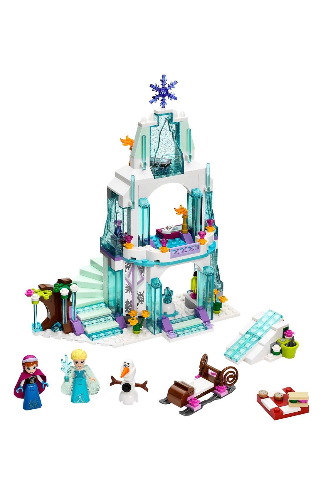Disney<sup>™</sup> Princess Elsa's Sparkling Ice Castle - 41062,                             Alternate thumbnail 4, color,                             960