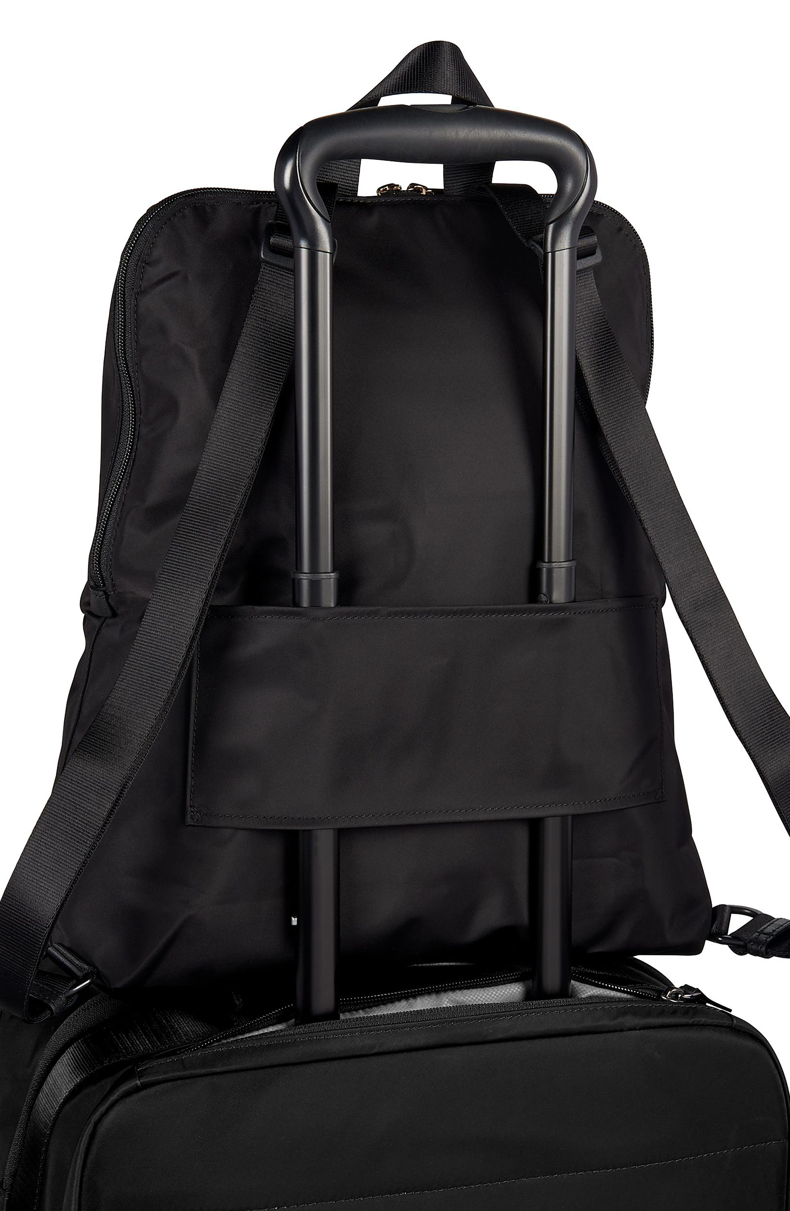 TUMI,                             Voyageur - Just in Case Nylon Travel Backpack,                             Alternate thumbnail 6, color,                             001