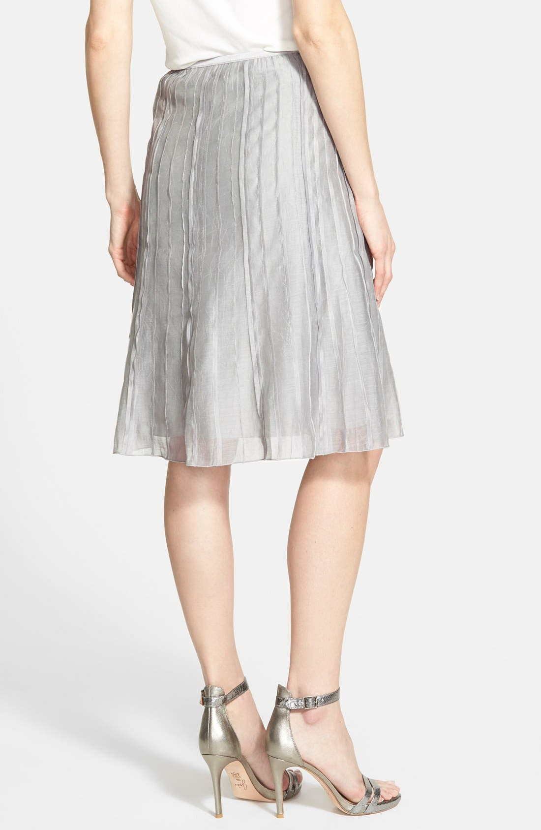 NIC+ZOE,                             'Batiste Flirt' Skirt,                             Alternate thumbnail 2, color,                             026