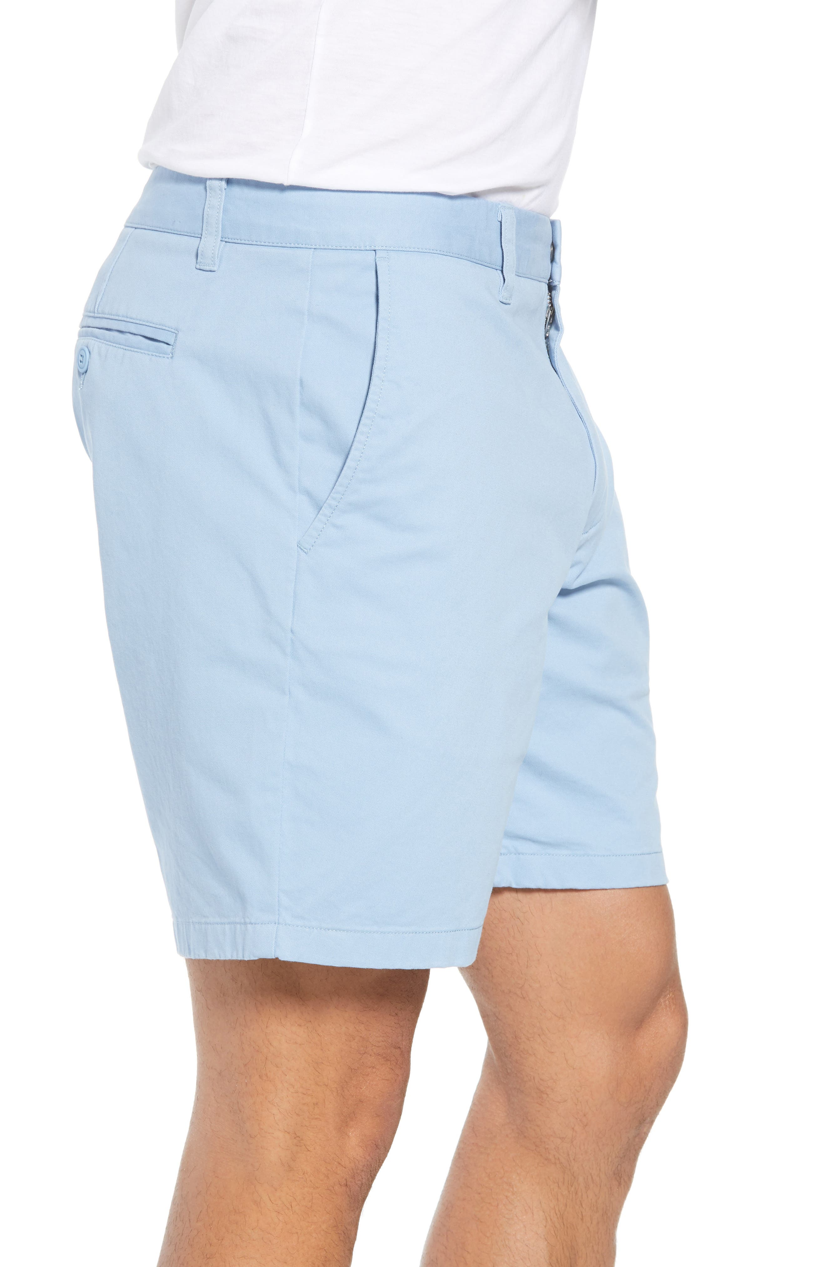 Stretch Washed Chino 7-Inch Shorts,                             Alternate thumbnail 55, color,