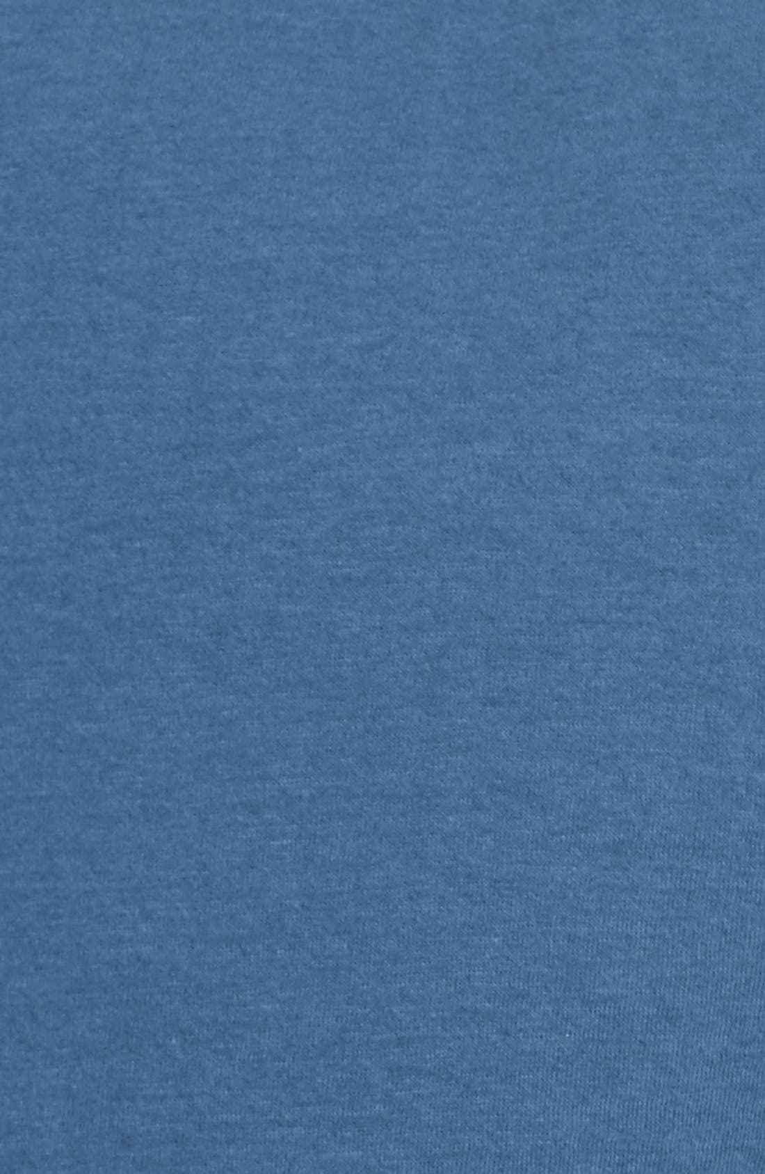 Long Sleeve Crewneck T-Shirt,                             Alternate thumbnail 19, color,