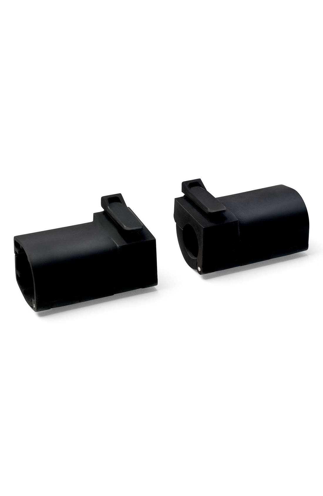 Cameleon³ 2015 Comfort Wheeled Board Adapter,                             Main thumbnail 1, color,                             BLACK