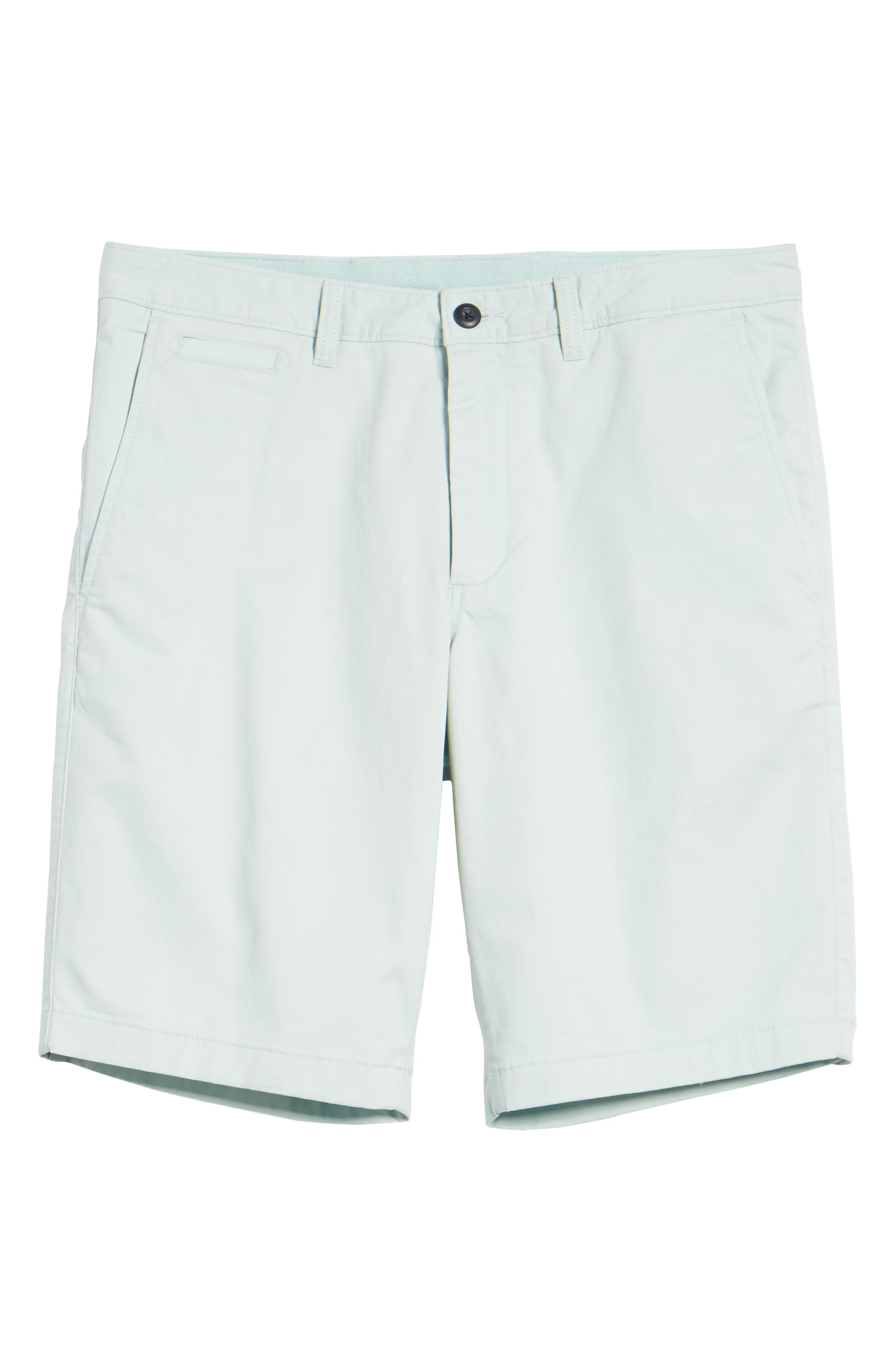 Ballard Slim Fit Stretch Chino 11-Inch Shorts,                             Alternate thumbnail 83, color,