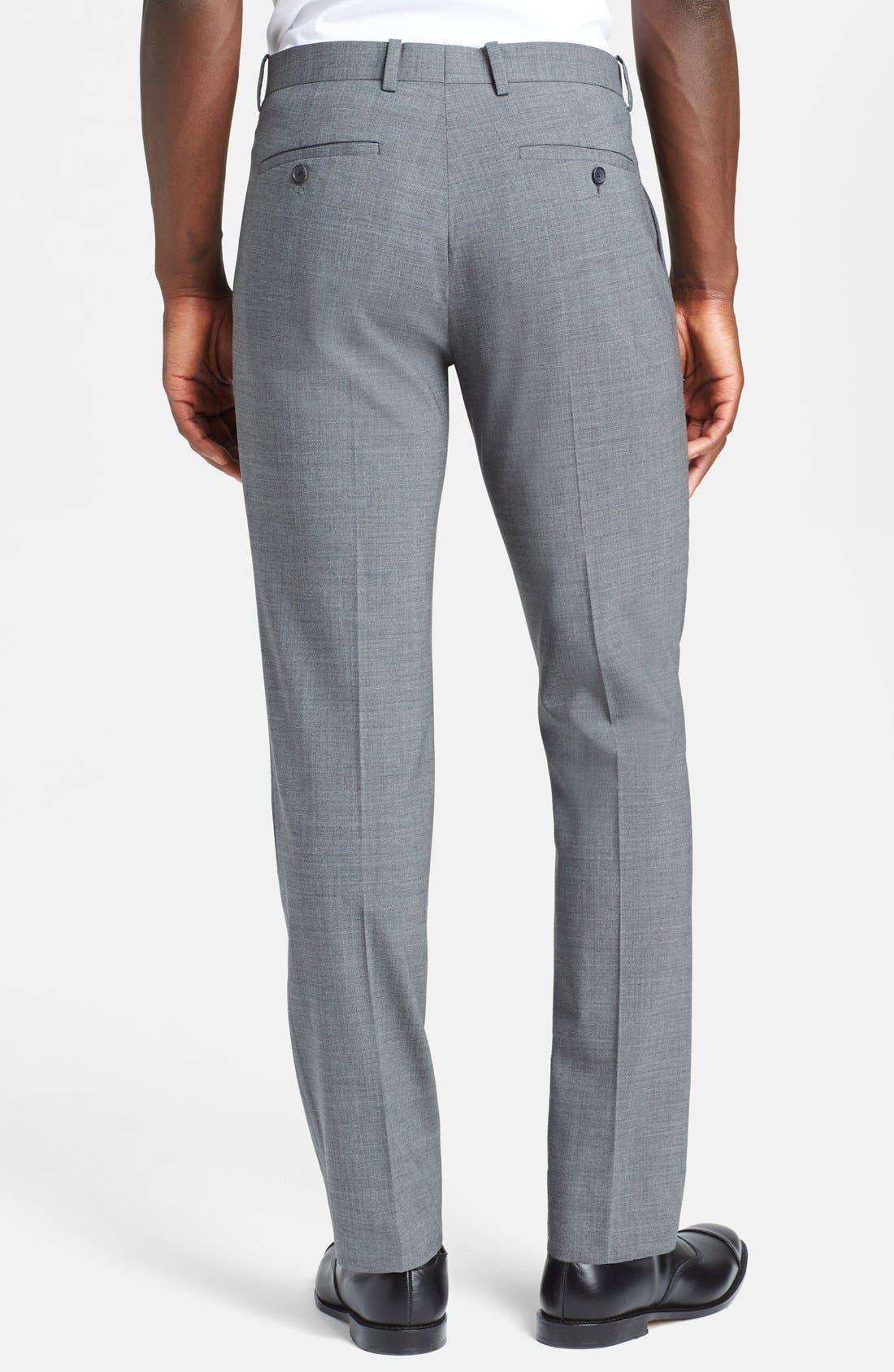 'Marlo New Tailor' Slim Fit Pants,                             Alternate thumbnail 11, color,
