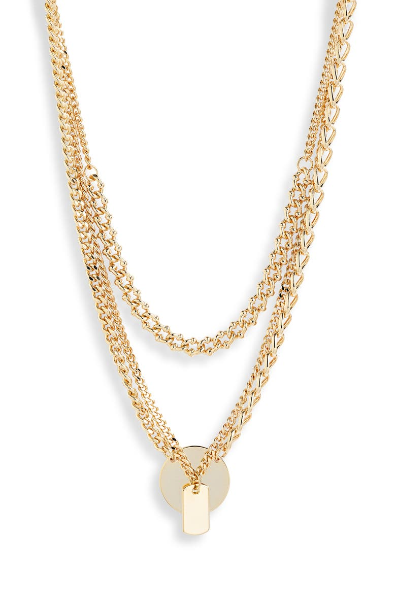 8 Other Reasons CHARLIE LAYERED NECKLACE
