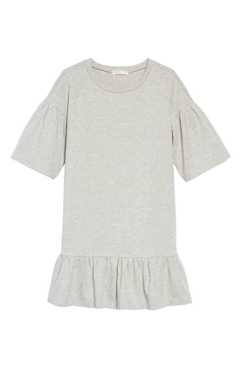 b9a75d4df crewcuts by J.Crew Drop Waist T-Shirt Dress (Toddler Girls