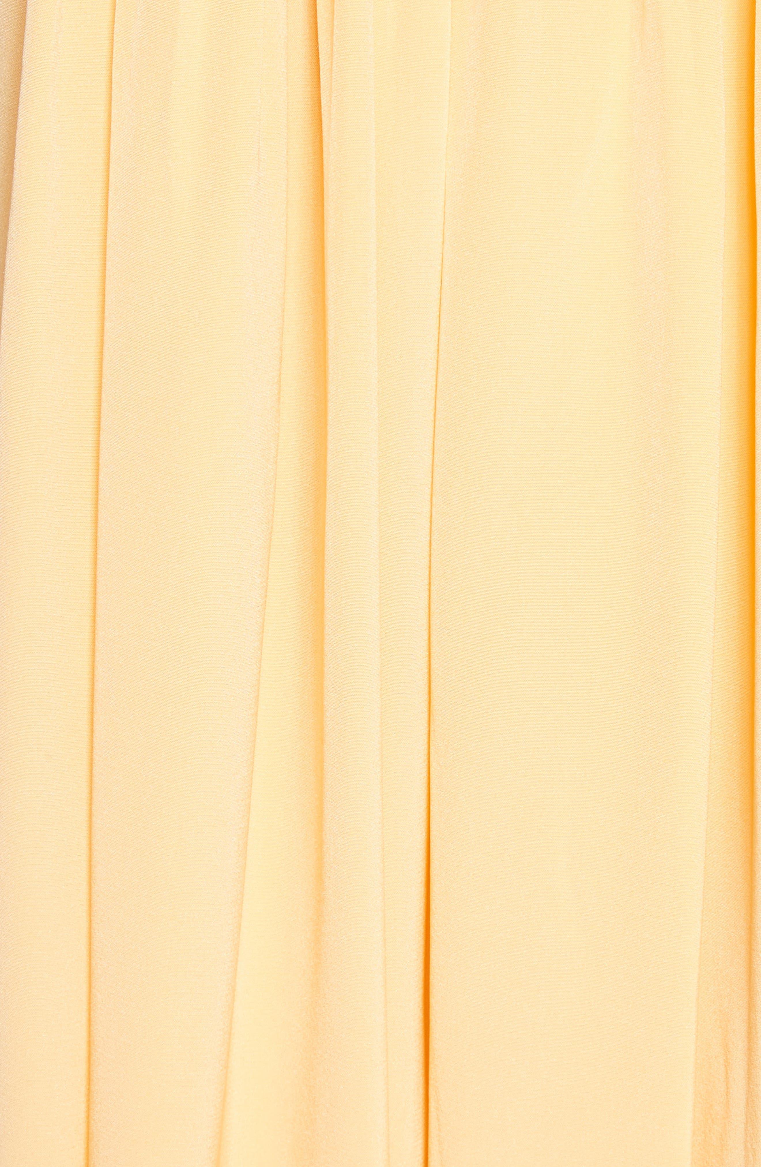 Silk Overall Dress,                             Alternate thumbnail 5, color,                             829