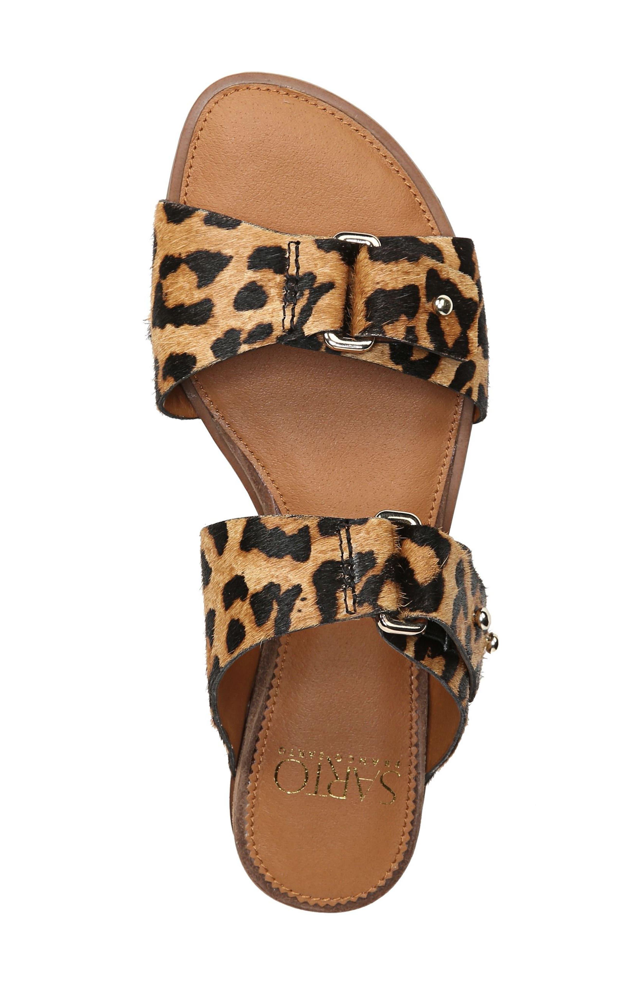 Palomino Genuine Calf Hair Sandal,                             Alternate thumbnail 23, color,
