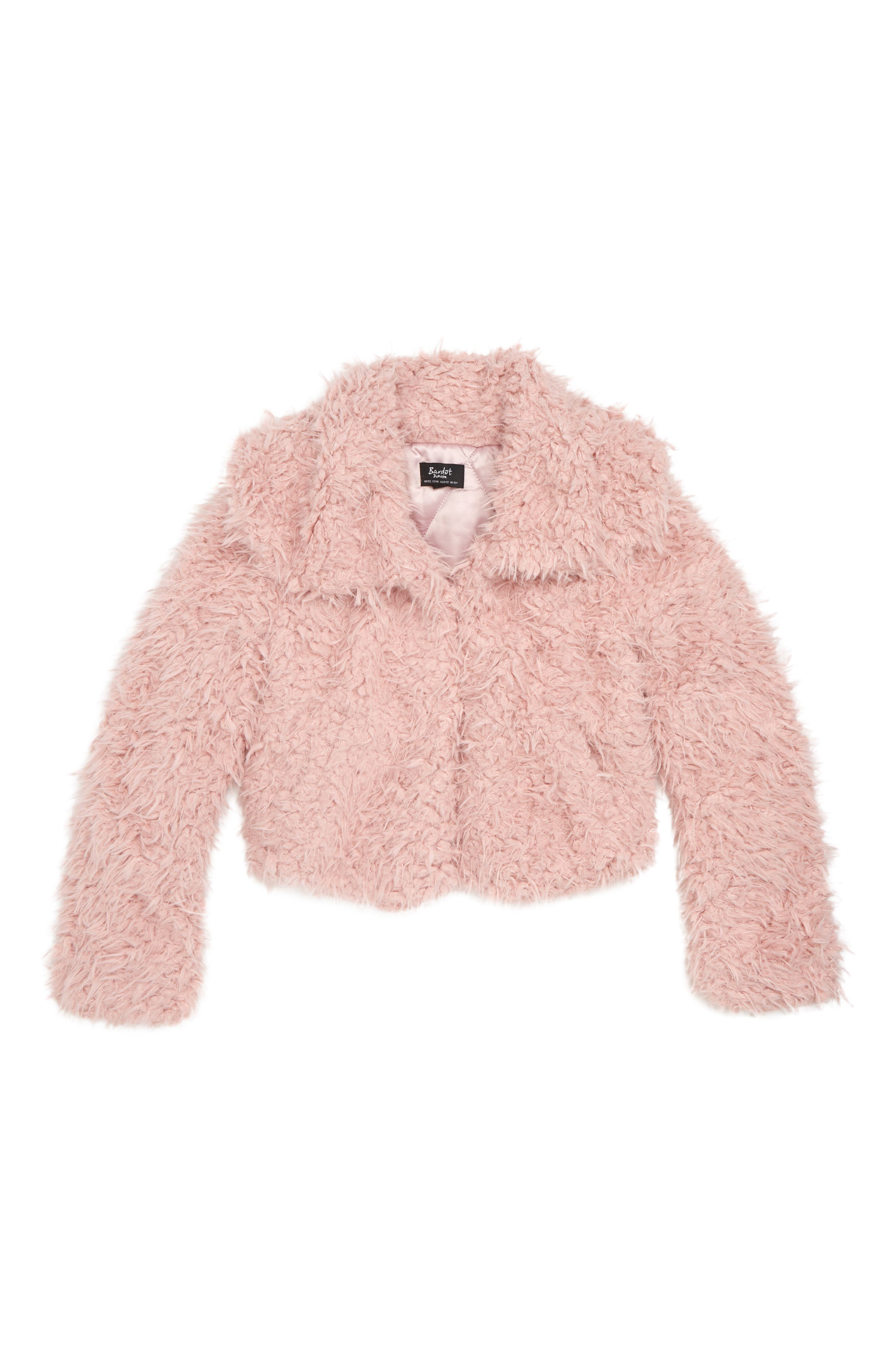 Lexi Fluffy Jacket,                         Main,                         color, 650