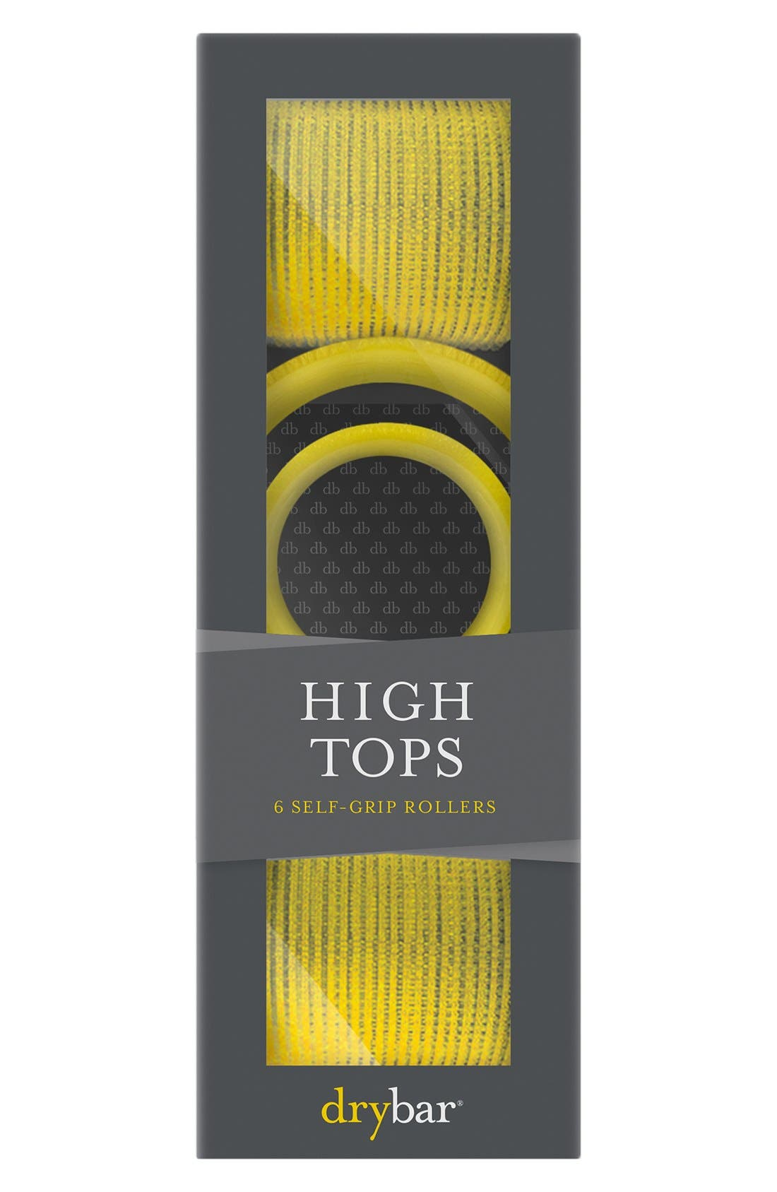 'High Tops' Self-Grip Rollers,                             Alternate thumbnail 2, color,                             NO COLOR