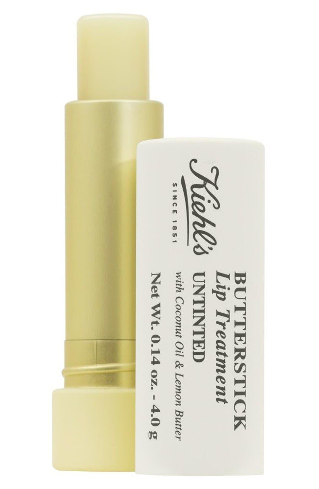 Butterstick Lip Treatment,                             Main thumbnail 1, color,                             000