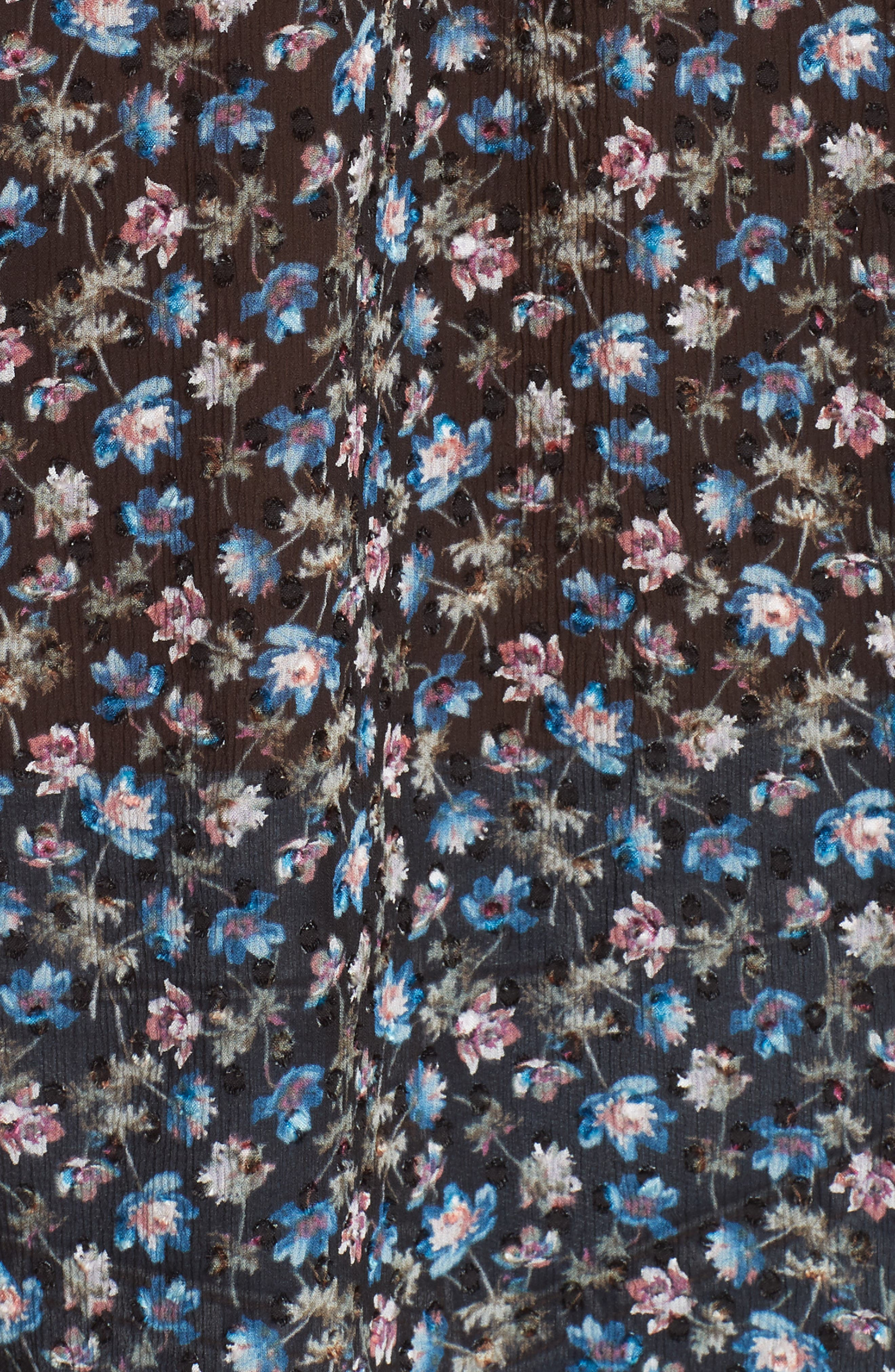 Zelma Floral Top,                             Alternate thumbnail 5, color,                             014