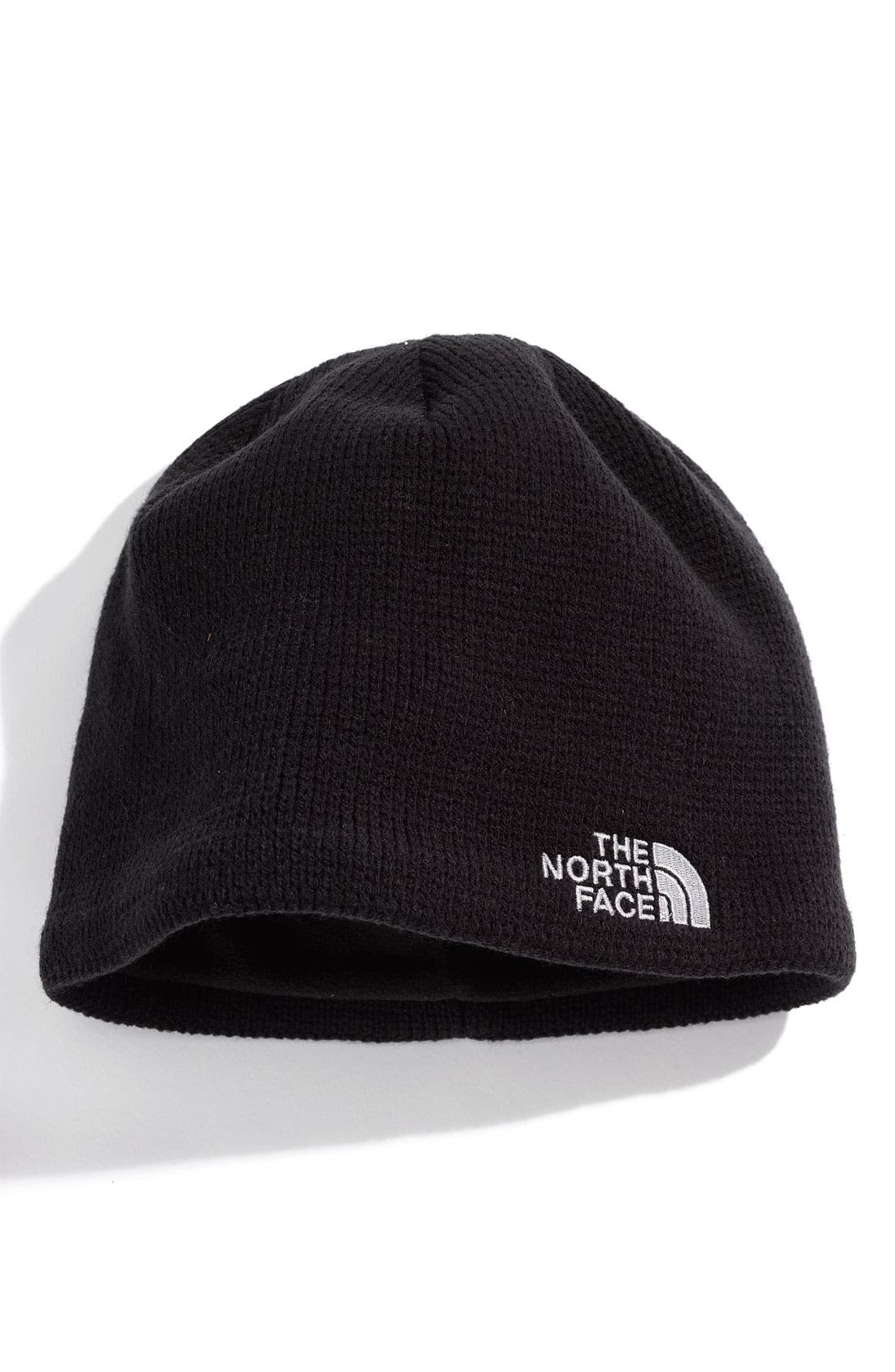 'Bones' Microfleece Beanie,                             Main thumbnail 1, color,