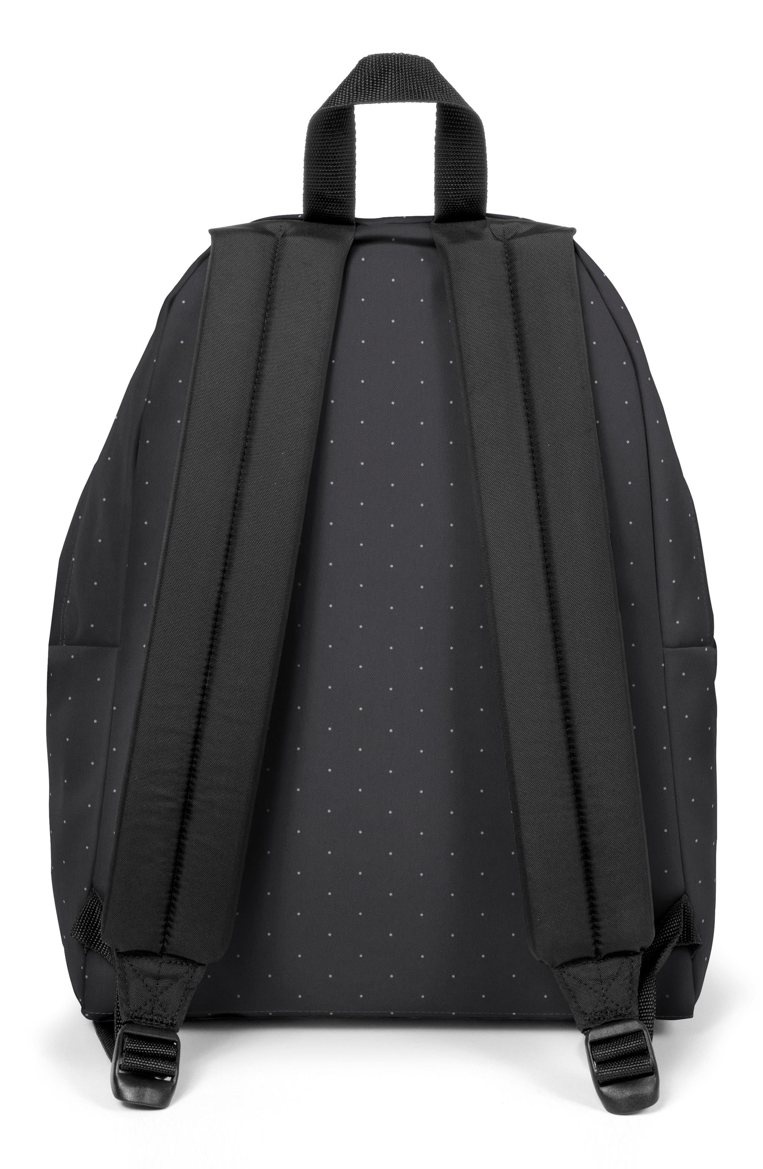 EASTPAK,                             Padded Pak'r<sup>®</sup> Nylon Backpack,                             Alternate thumbnail 2, color,                             MINI DOT