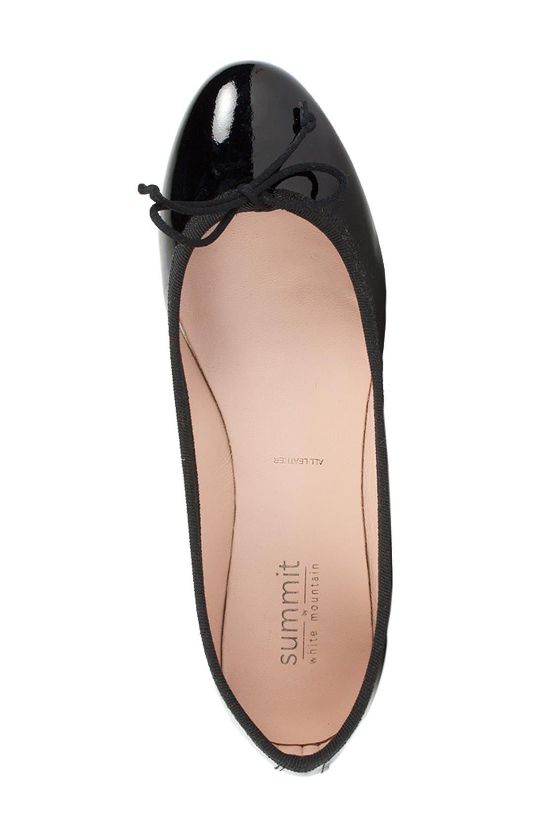 Summit 'Kendall' Ballet Flat,                             Alternate thumbnail 30, color,