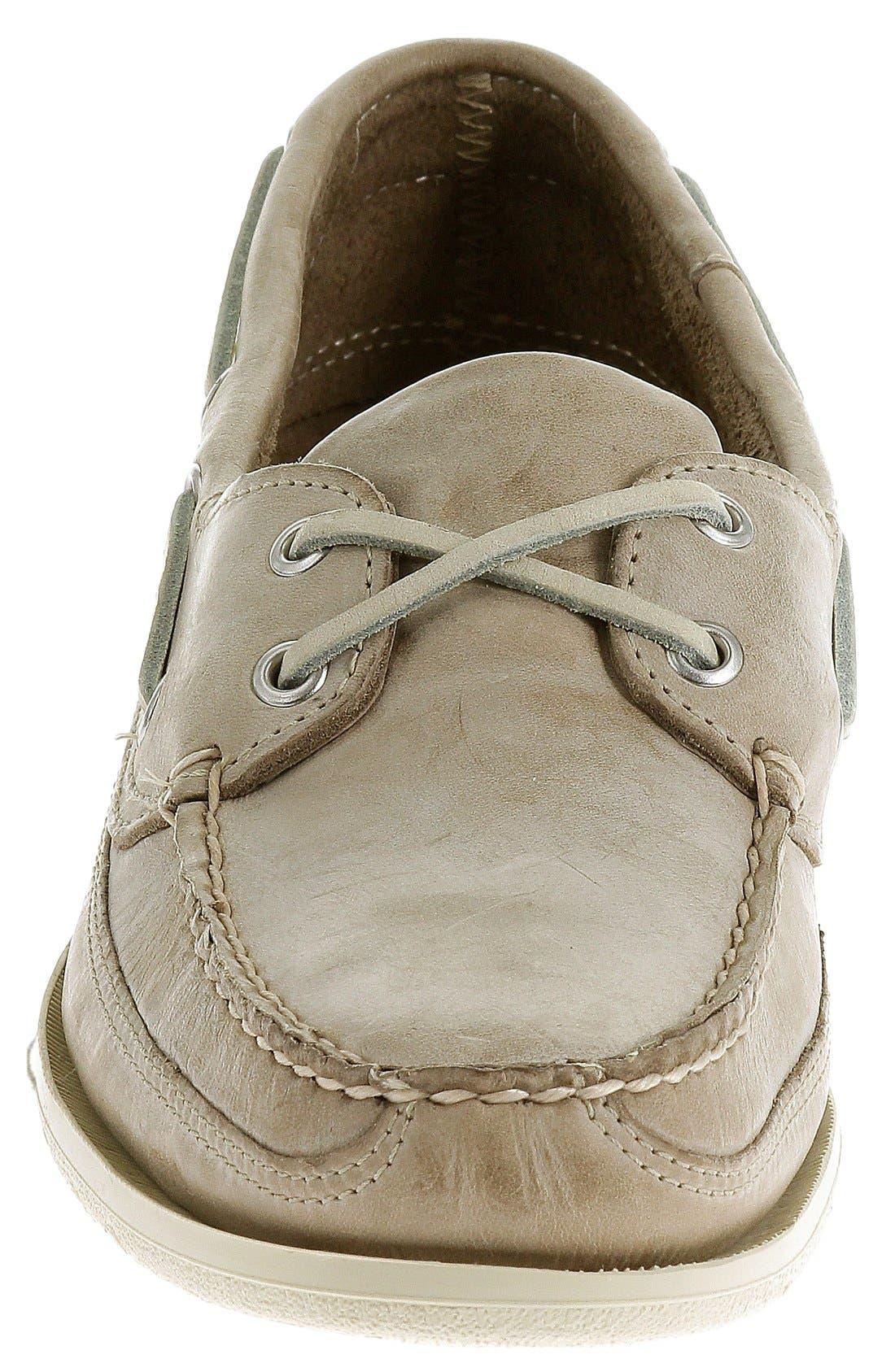 'Schooner' Boat Shoe,                             Alternate thumbnail 22, color,
