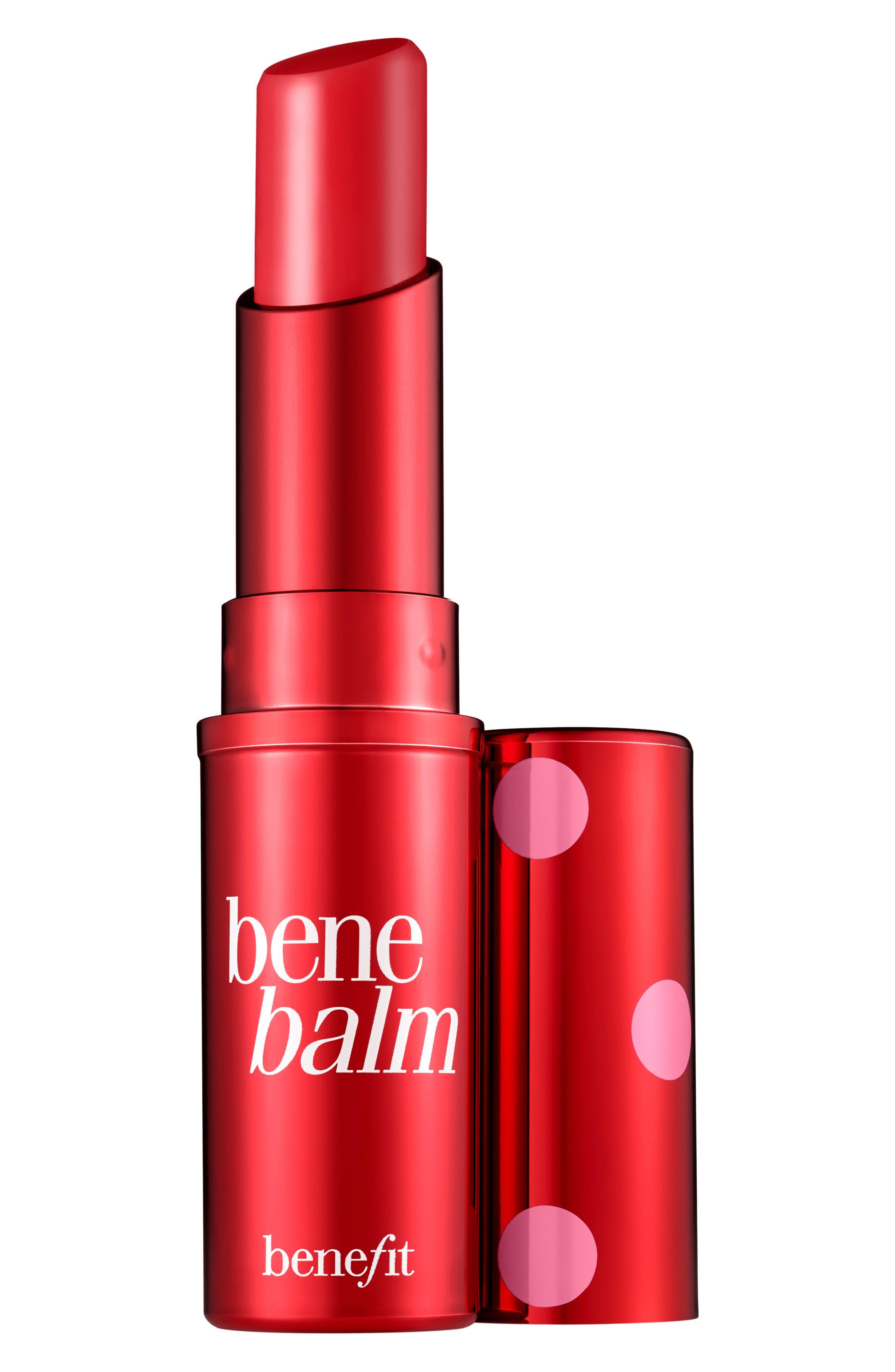 Benefit Hydrating Tinted Lip Balm,                             Main thumbnail 1, color,                             BENEBALM